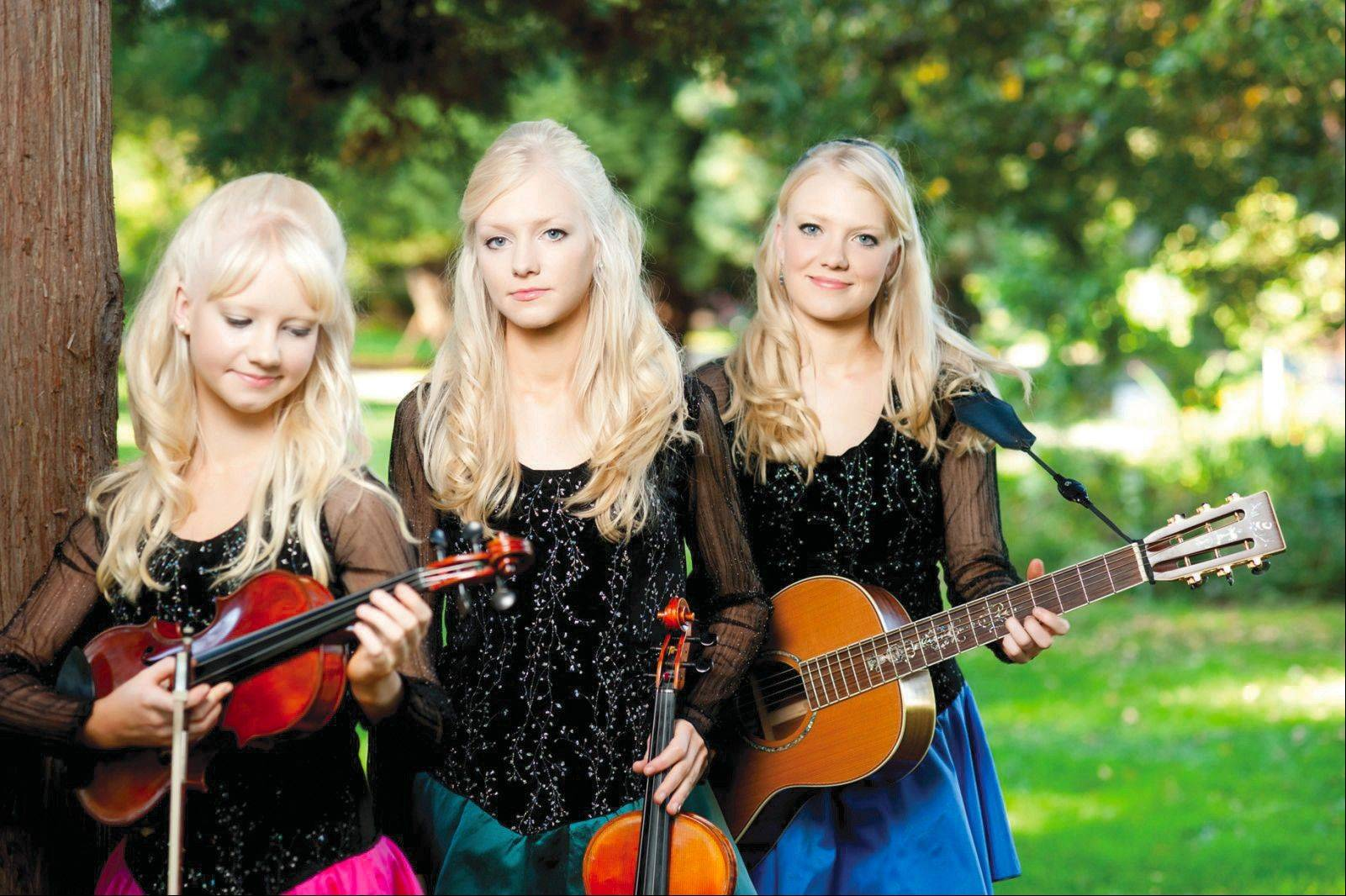 See the Gothard Sisters perform at the Gaelic Park Irish Fest in Oak Forest.