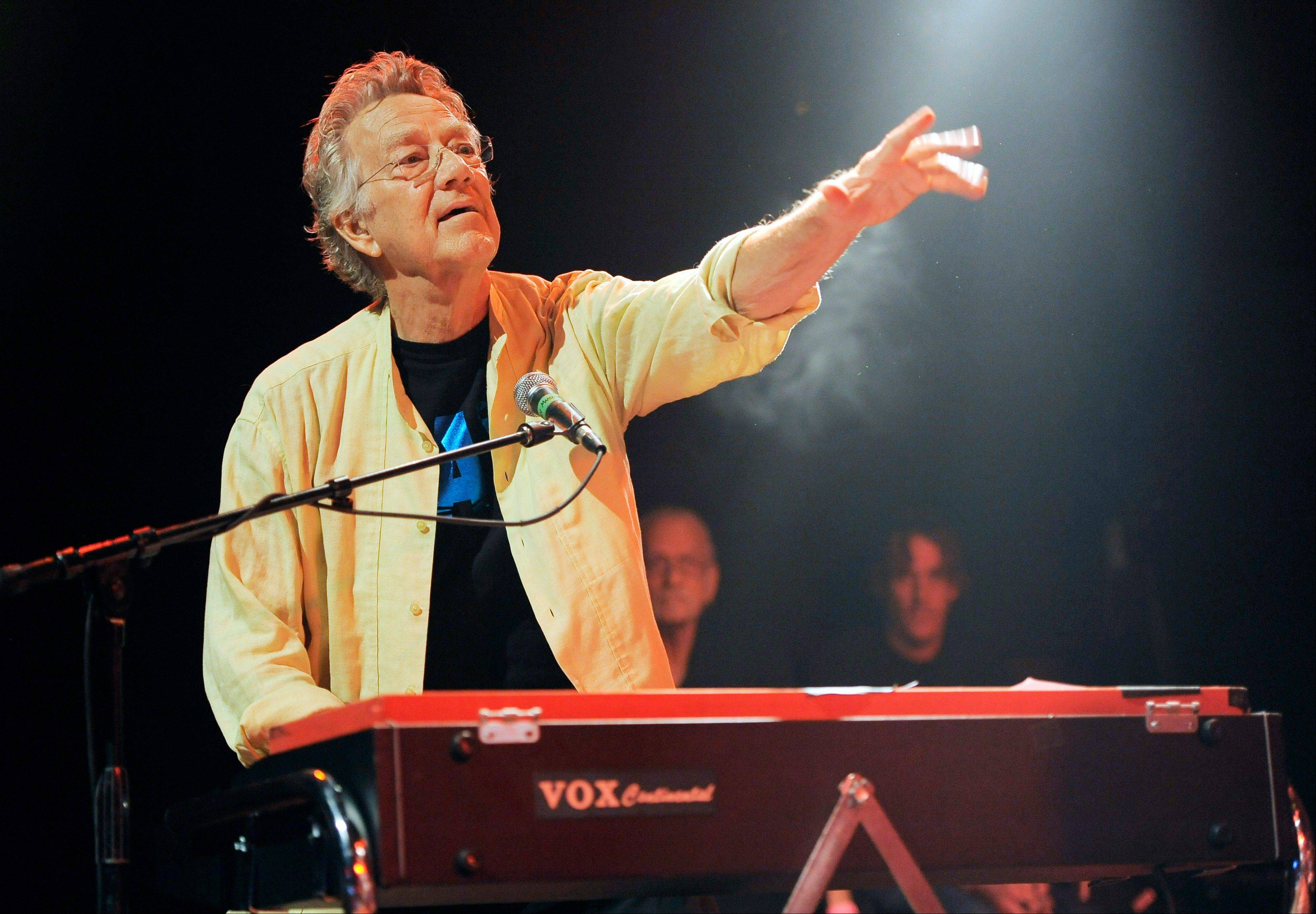 Ray Manzarek, the keyboardist who was a founding member of The Doors, has died at 74.