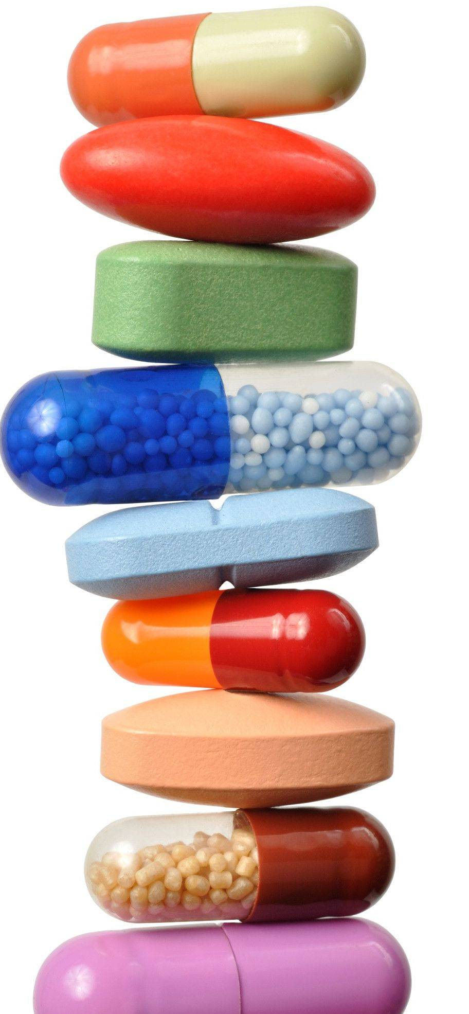 Taking too much over-the-counter pain medication can have serious side effects.