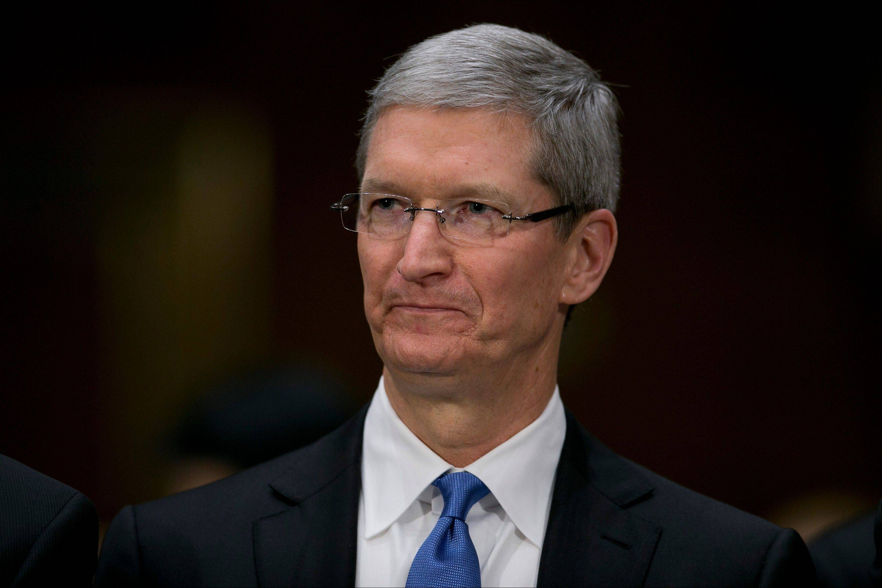 Tim Cook, chief executive officer of Apple Inc., will face off against U.S. senators leveling accusations the iPhone maker has created a web of offshore entities to avoid paying billions of dollars in U.S. taxes.