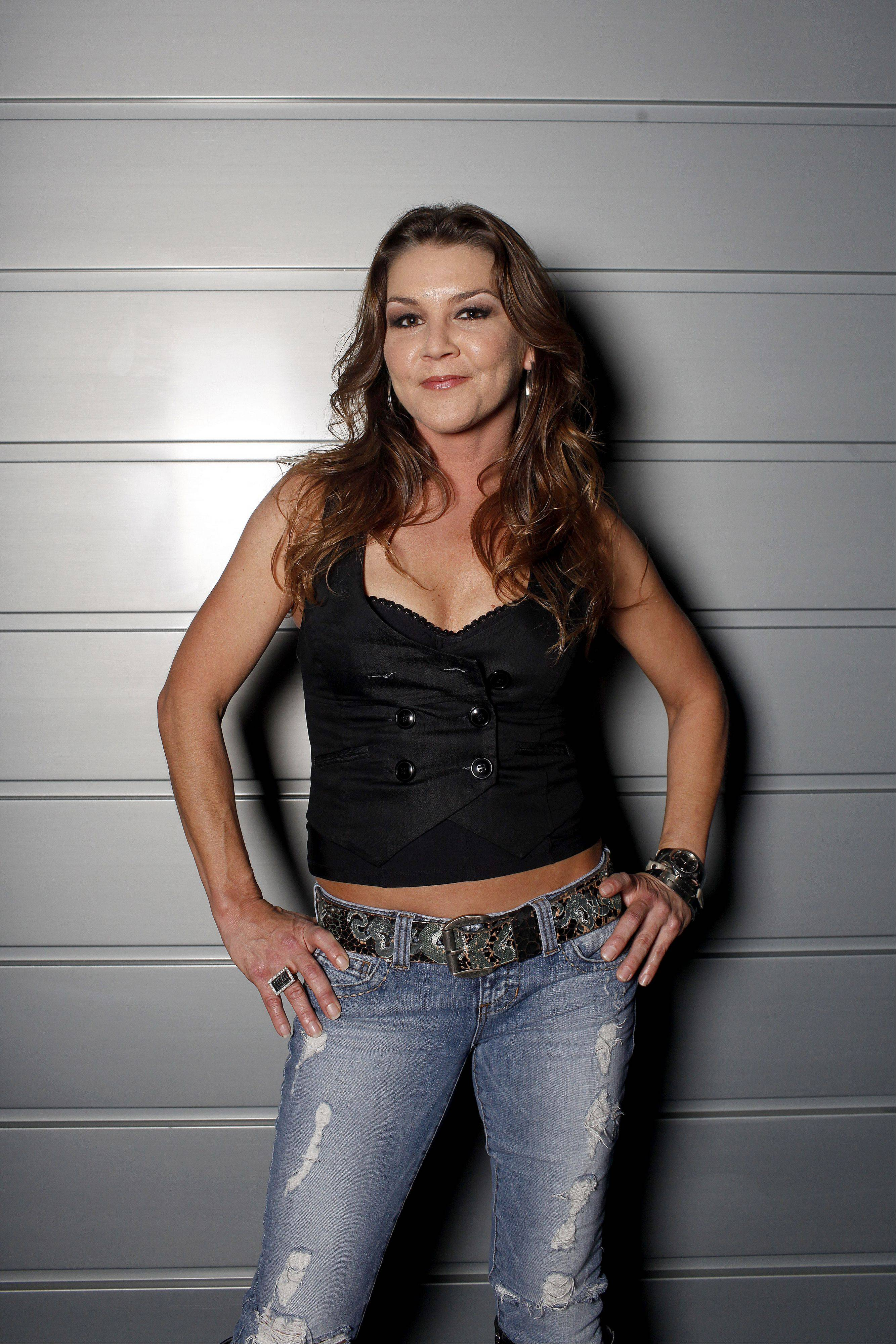 Country singer Gretchen Wilson plays the Arcada Theatre in St. Charles on Friday, May 24.