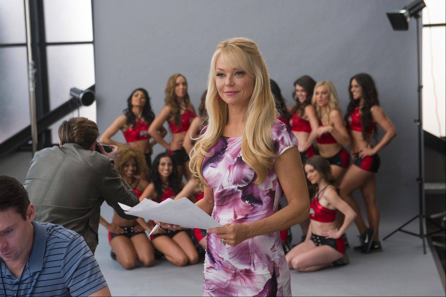 "Charlotte Ross, who grew up in Glencoe and Wilmette, stars in the new VH1 show ""Hit the Floor."" It premieres Monday."