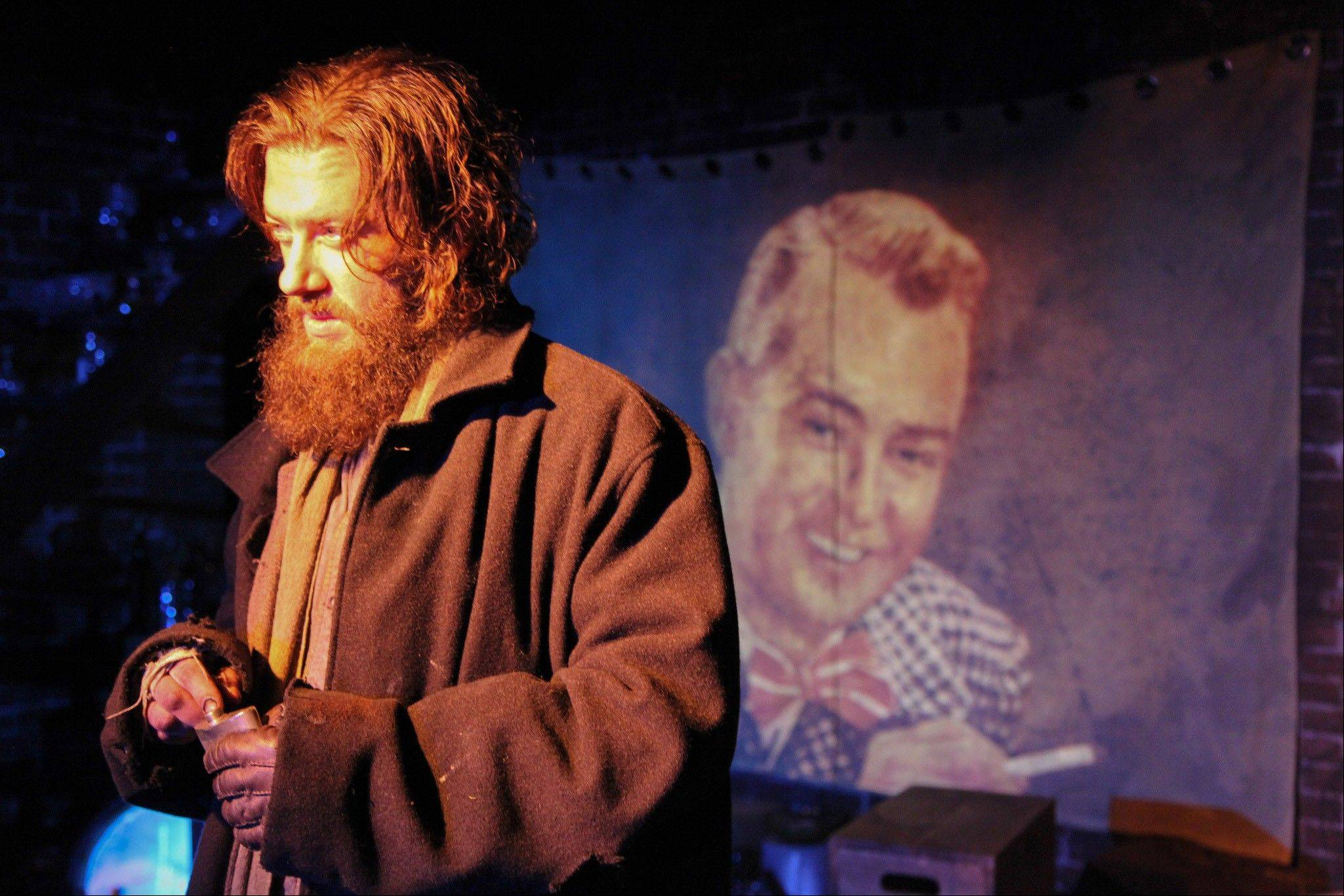 "Looking similar to the way he did while living out of his van, Prospect Heights director and actor Hans Fleischmann draws rave reviews with his revolutionary take on Tennessee Williams' classic ""The Glass Menagerie,"" a Mary-Arrchie Theatre Co. production running through June at the Theater Wit in Chicago."