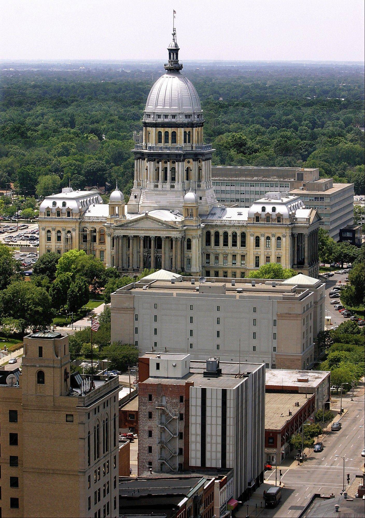 Senate budget could freeze suburbs' tax share