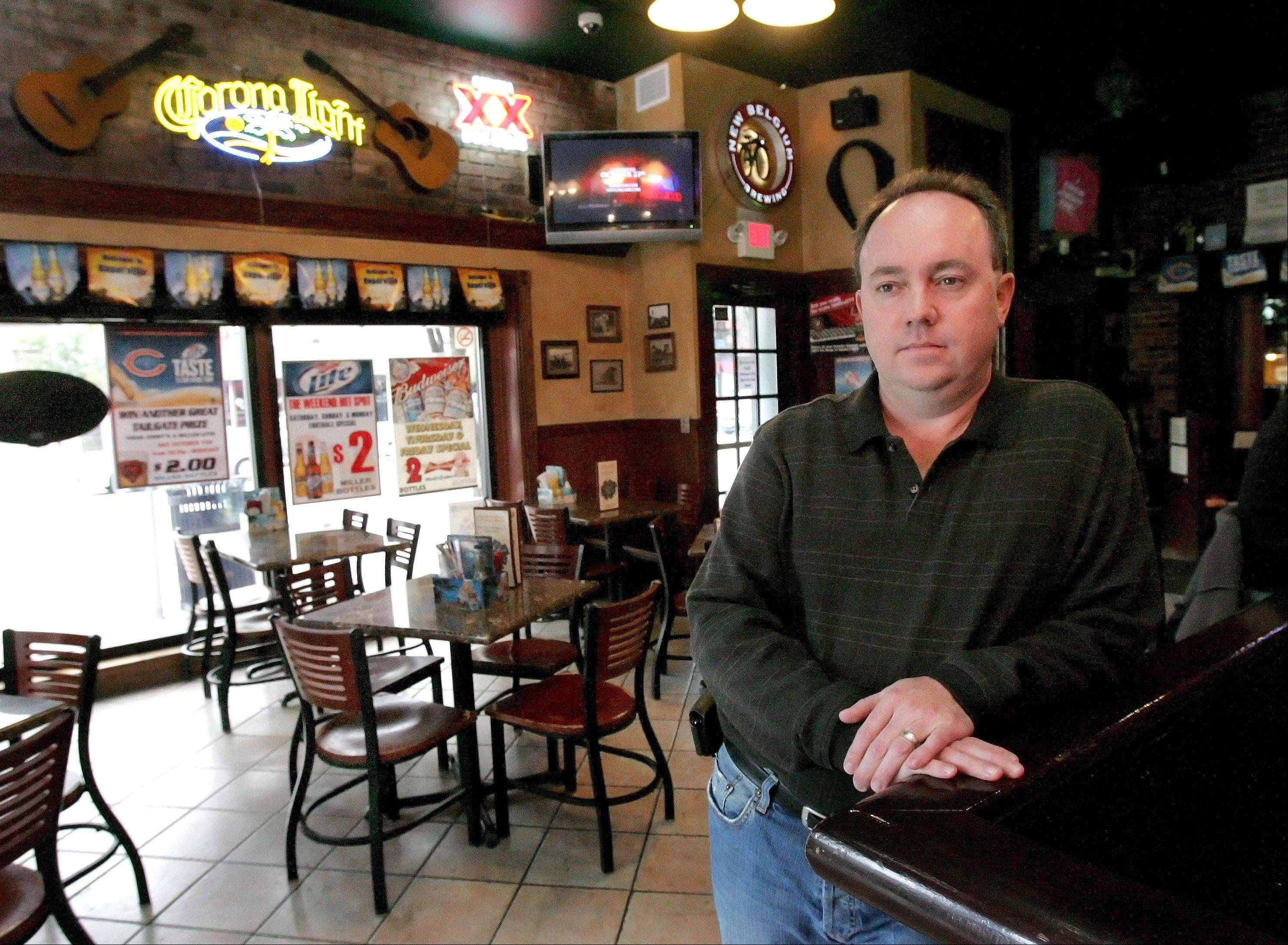 Jim Bergeron, owner of Jimmy's Grill in downtown Naperville, could complete his takeover of the controversial BlackFinn American Saloon as early as next week.