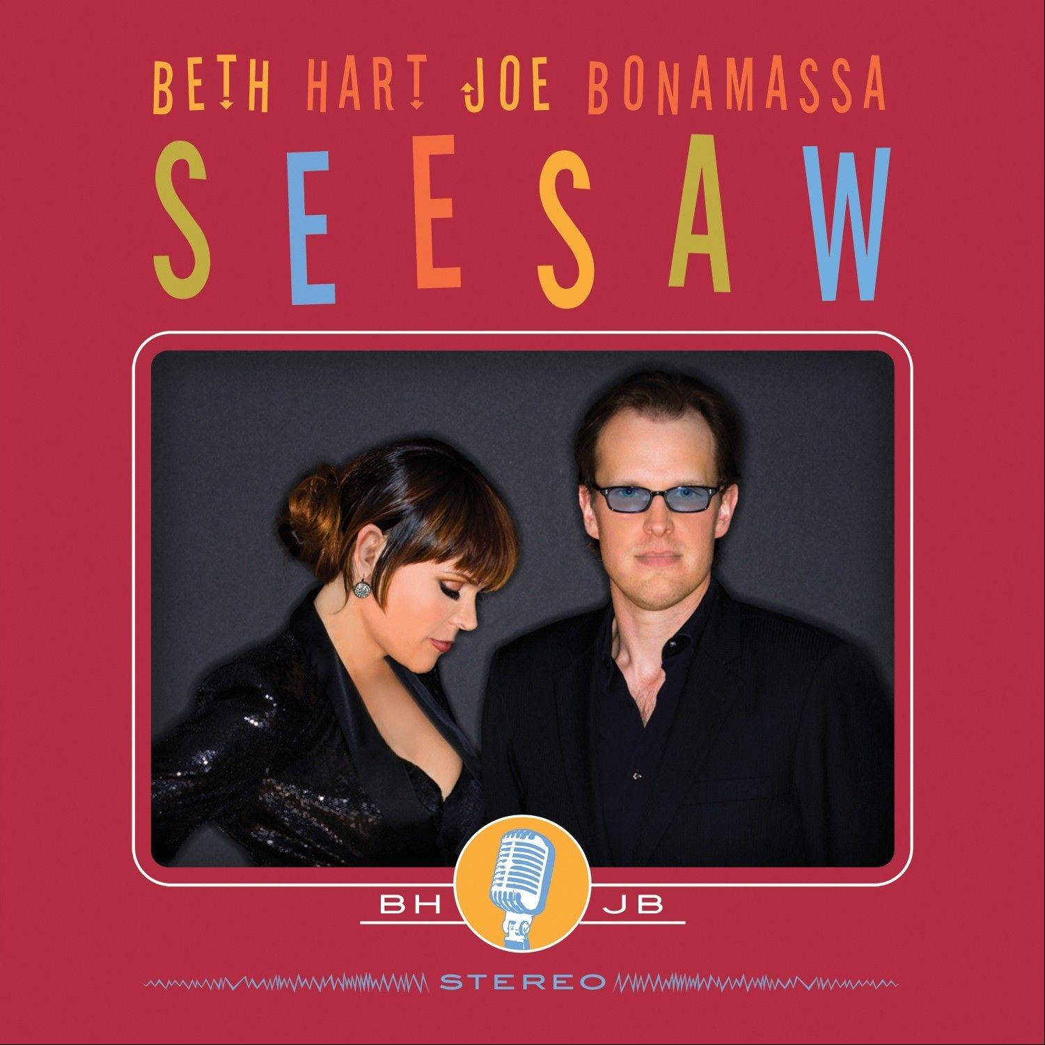 """Seesaw"" by Beth Hart and Joe Bonamassa"