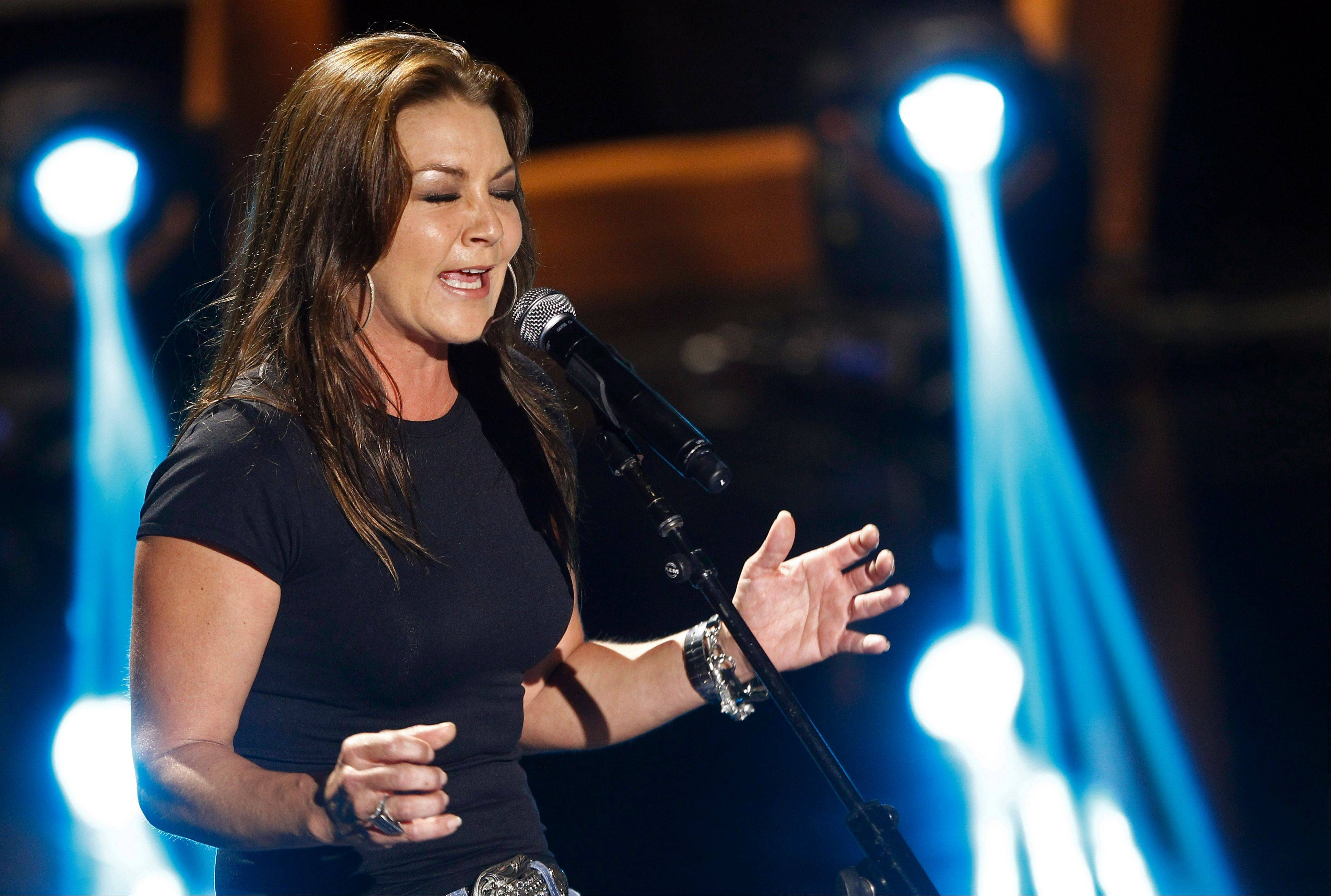 Gretchen Wilson headlines the Arcada Theatre in St. Charles on Friday, May 24.