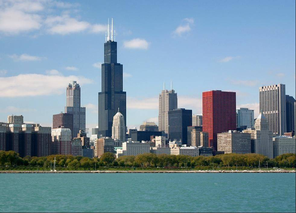 The population of Chicago has climbed but it climbed slower than any major city in the United States.