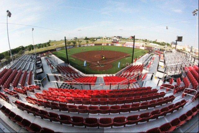 Photo courtesy of Dina Kwit/Chicago Bandits � The Ballpark at Rosemont