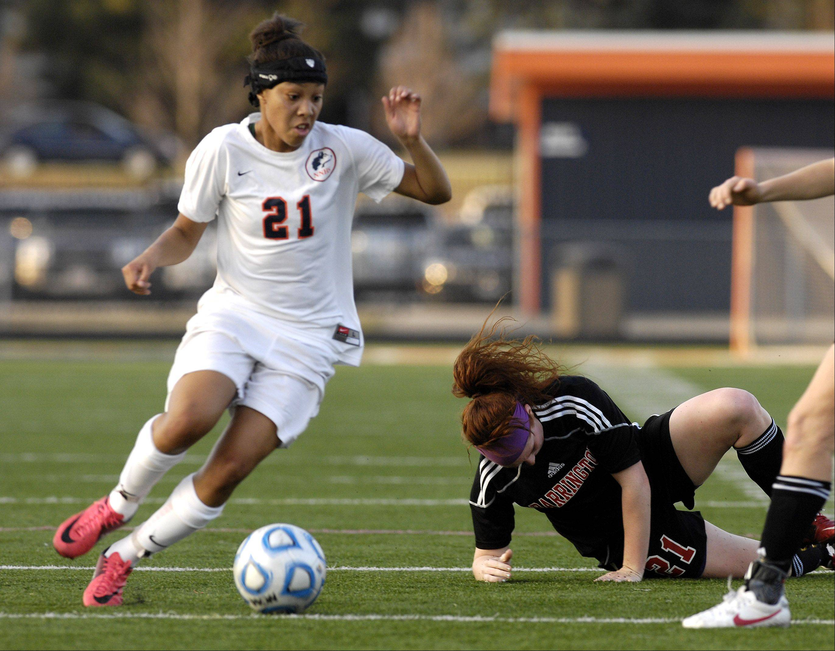 Zoe Swift of Naperville North has been named Gatorade Illinois girls soccer player of the year.