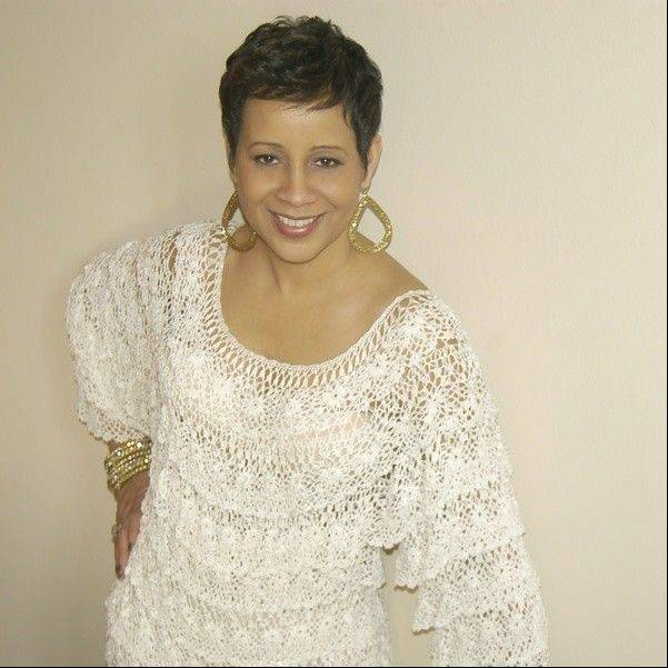 Chicago's own Robin Alexis will sing at Wheaton's Gospel Jazz Fest.