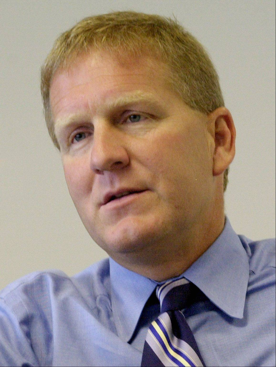 Illinois Republican leader Tom Cross