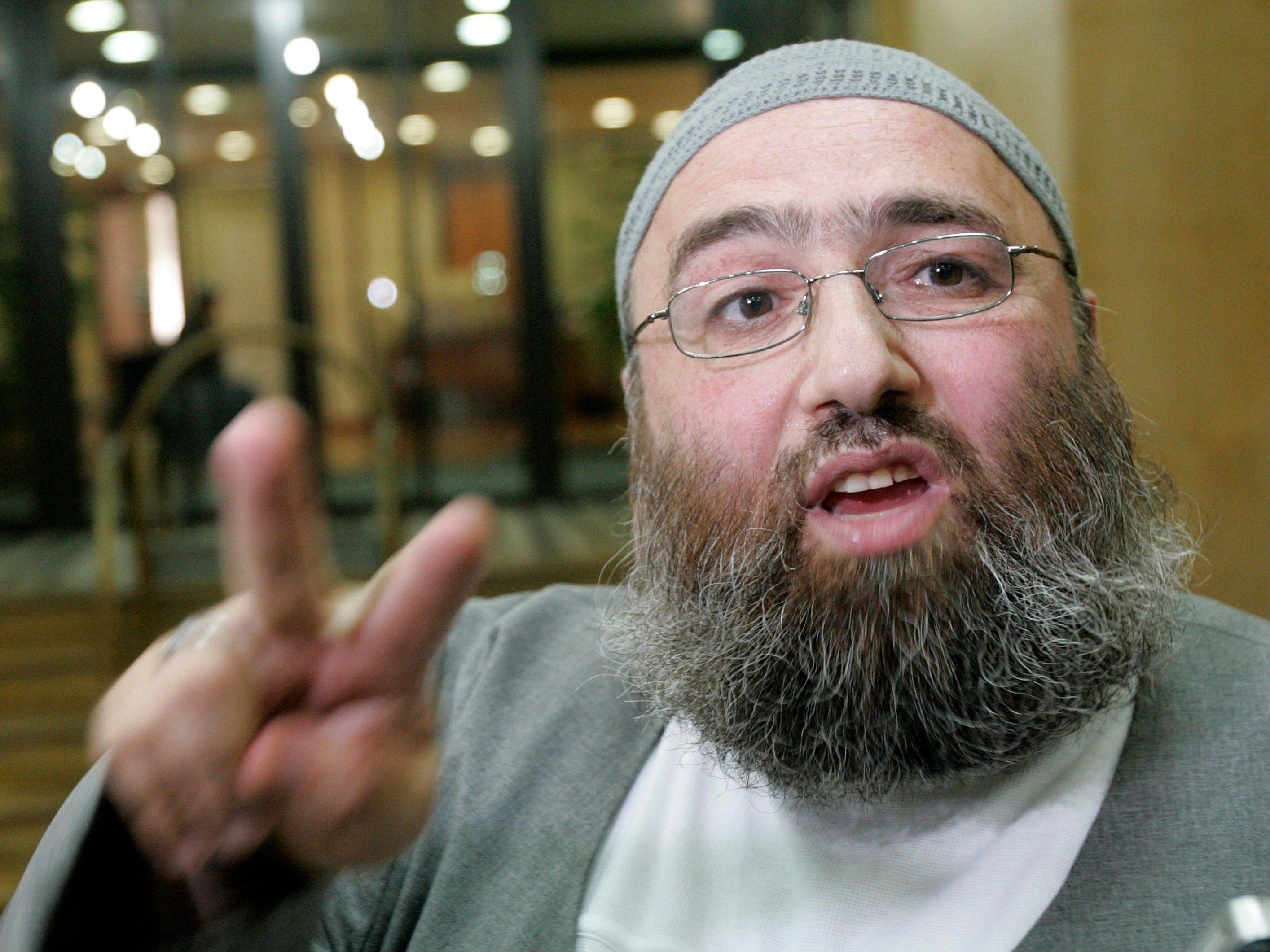 Muslim cleric Omar Bakri Mohammed. The slaying of a British soldier in east London cast a spotlight on radical preachers that influenced Michael Adebolajo, the attacker seen in videos with bloody hands wielding a butcher knife. It also raised questions about the reach of the terrorist group al-Shabab, after a British government official said one of the two men tried to go to Somalia to train or fight with the group.