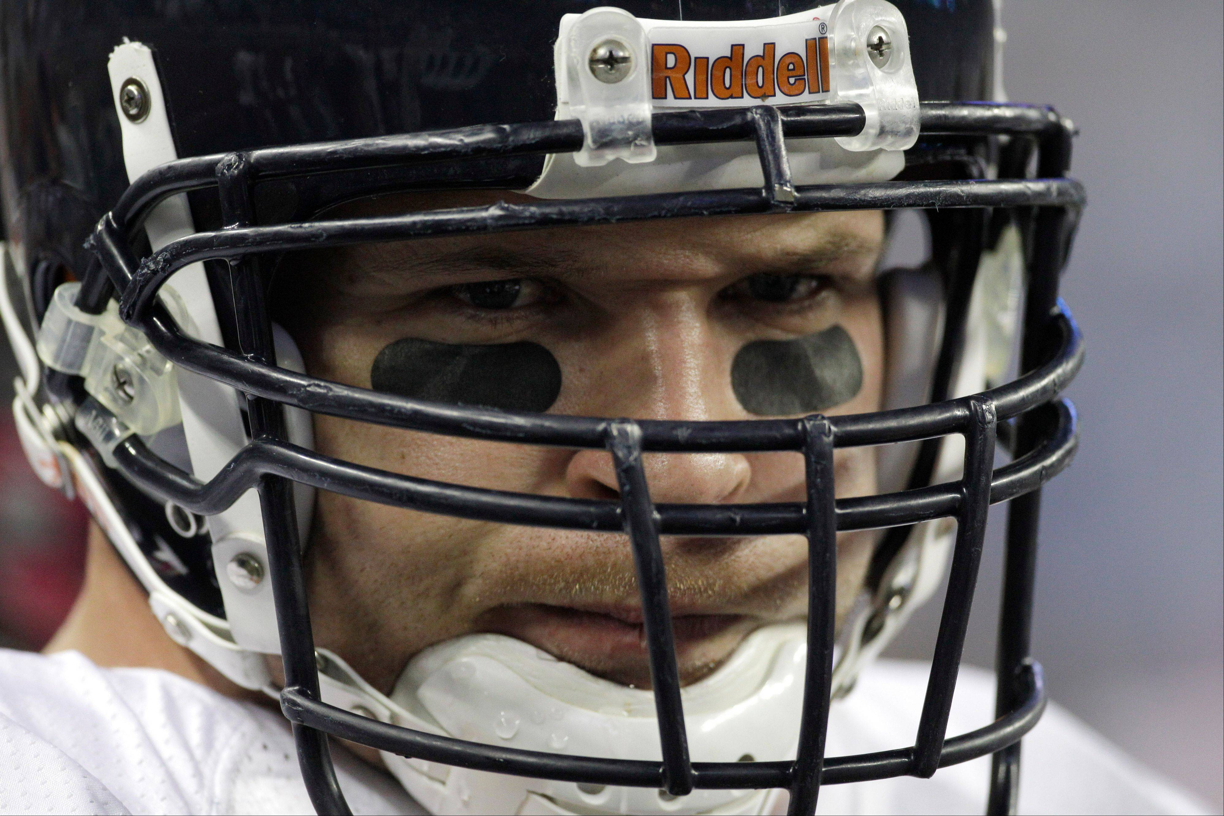 Forget the technicalities, it was appropriate that linebacker Brian Urlacher retired as a Bear.