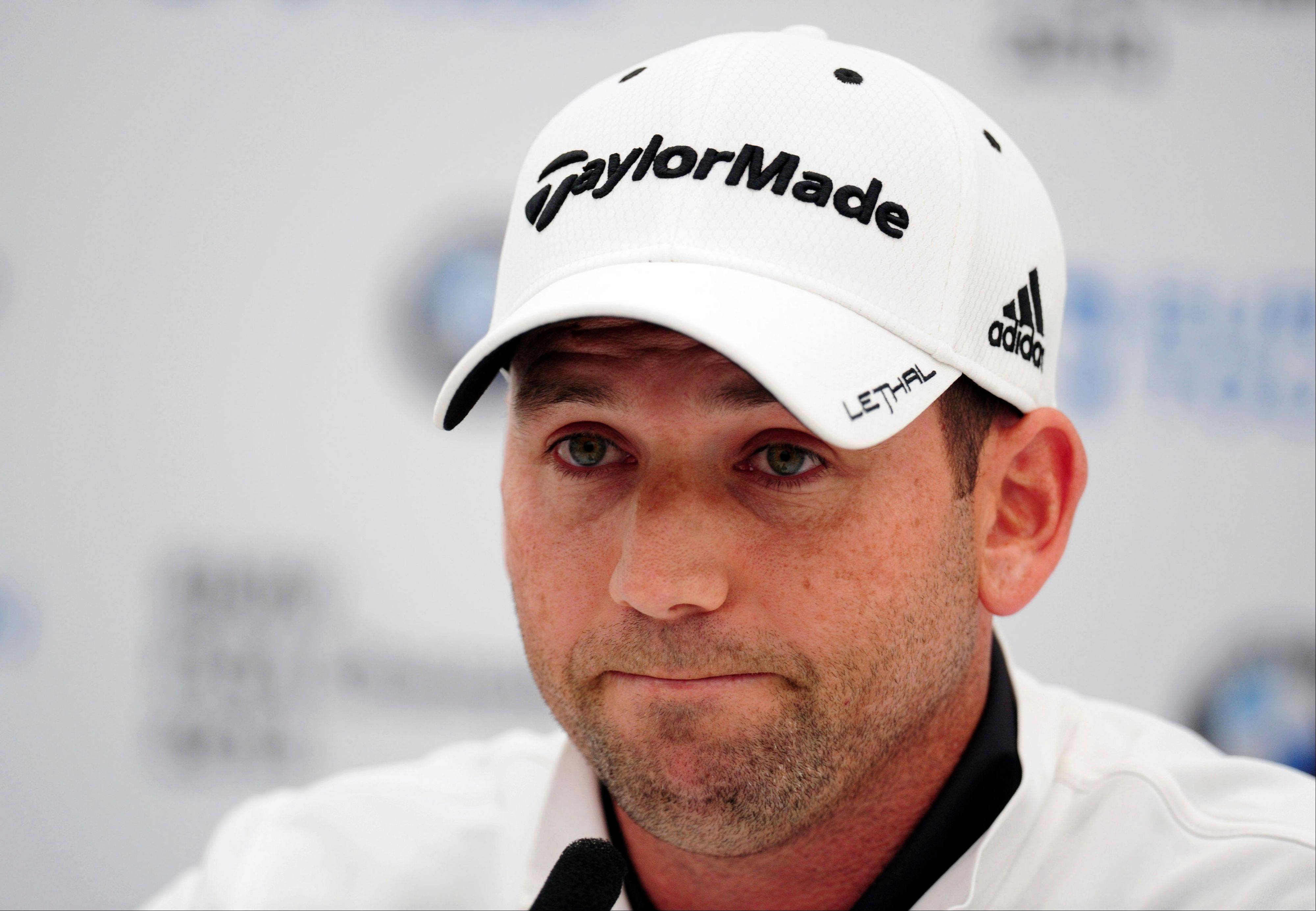"Sergio Garcia has apologized for his ""fried chicken"" comment, and Tiger Woods called the remark hurtful and inappropriate, but also said it's time to move on."