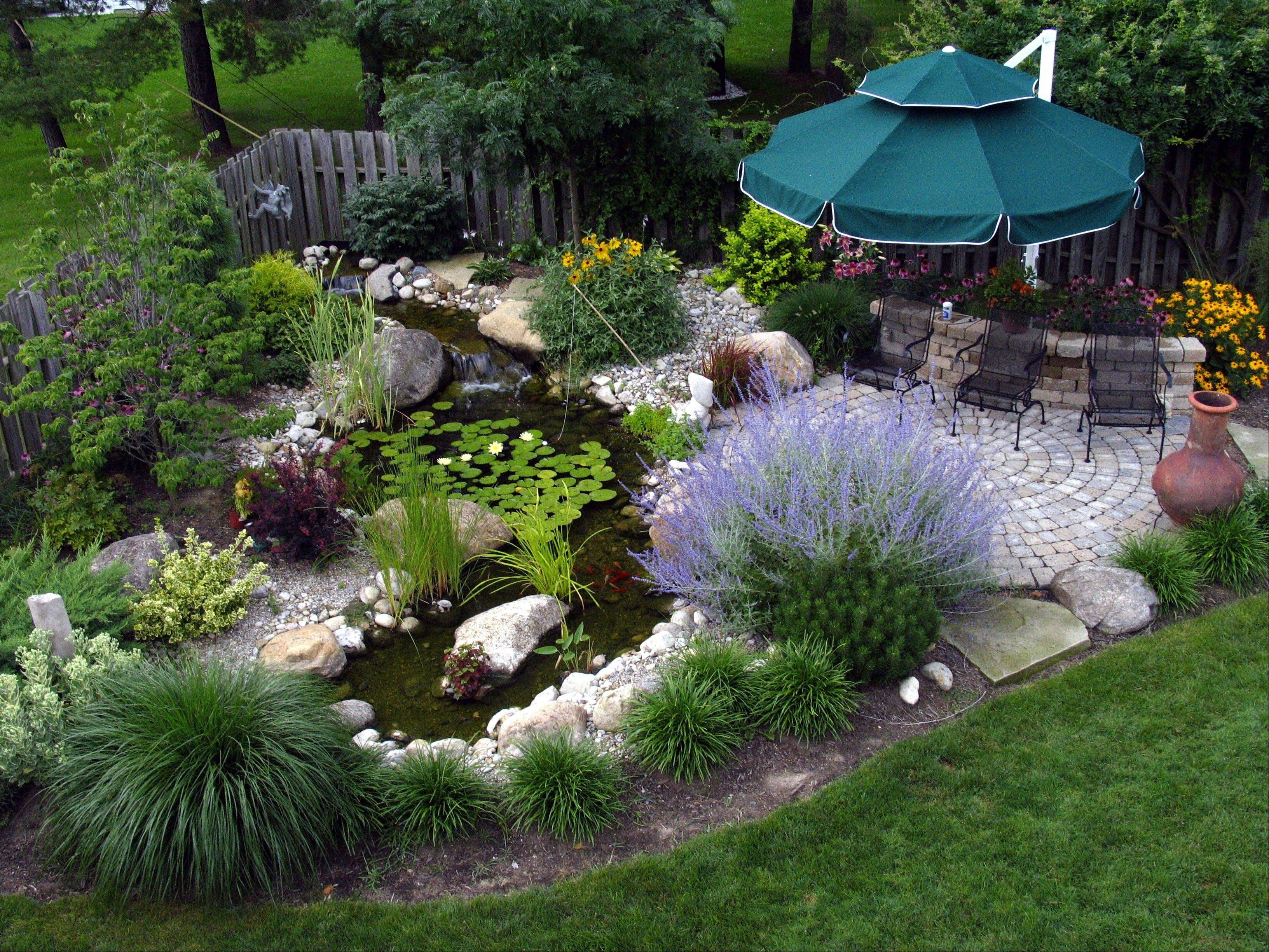 Technology advances have eased the maintenance requirements for outdoor ponds, as well as increased their sustainability.