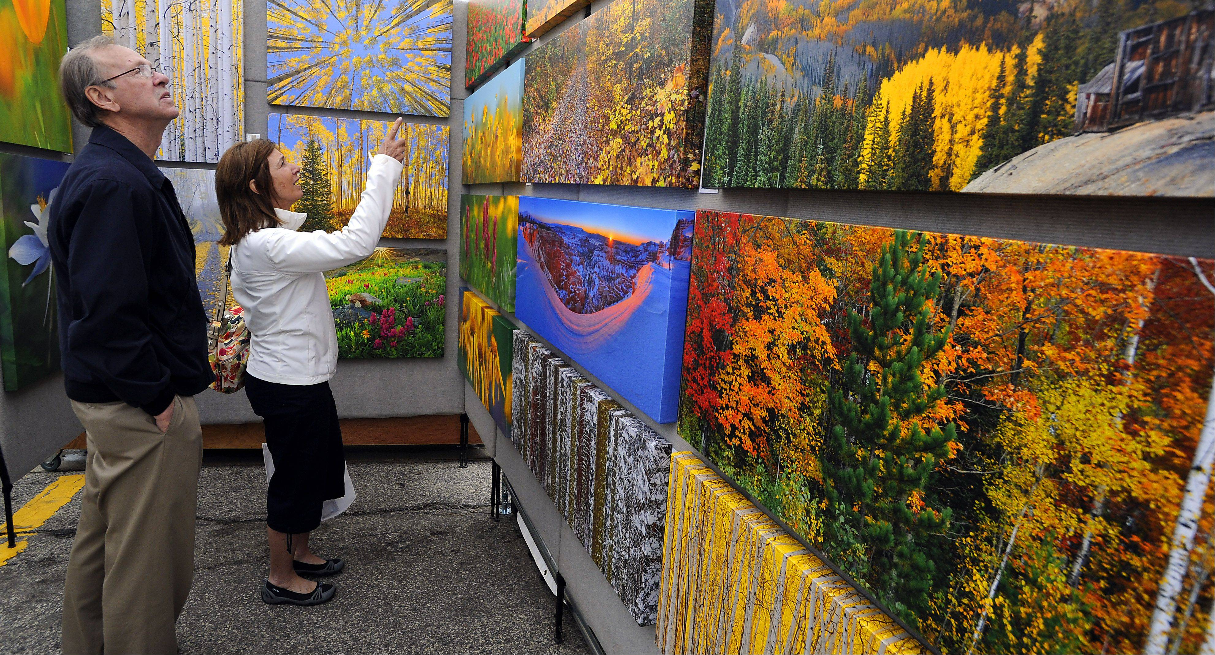 The Barrington Arts Festival returns this weekend.
