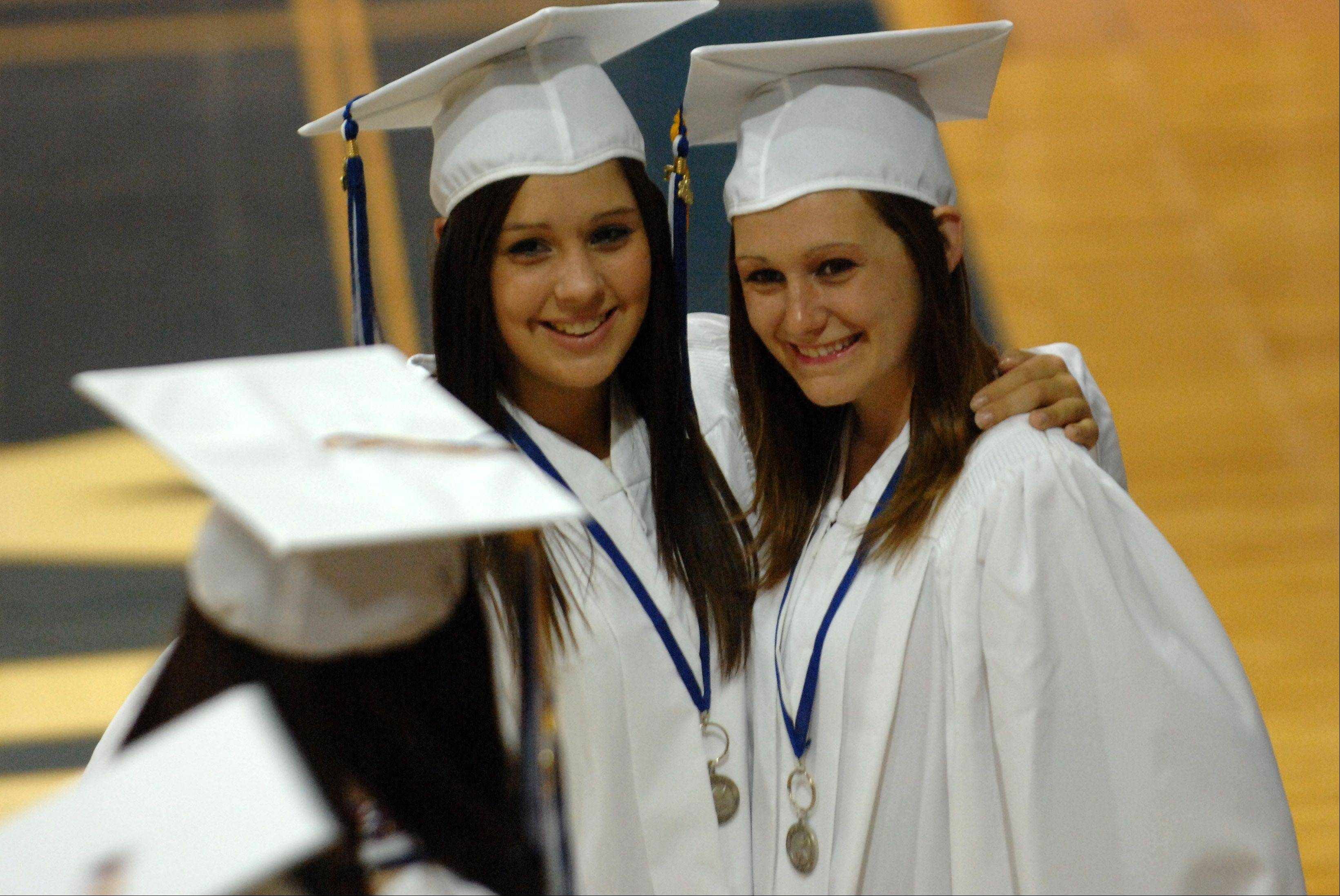 Images from the Geneva High School commencement ceremony Sunday, May 26, 2013 in Geneva.