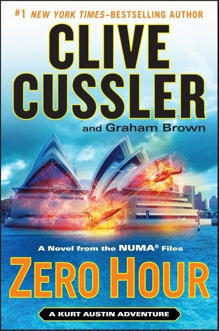 """Zero Hour"" by Clive Cussler and Graham Brown"