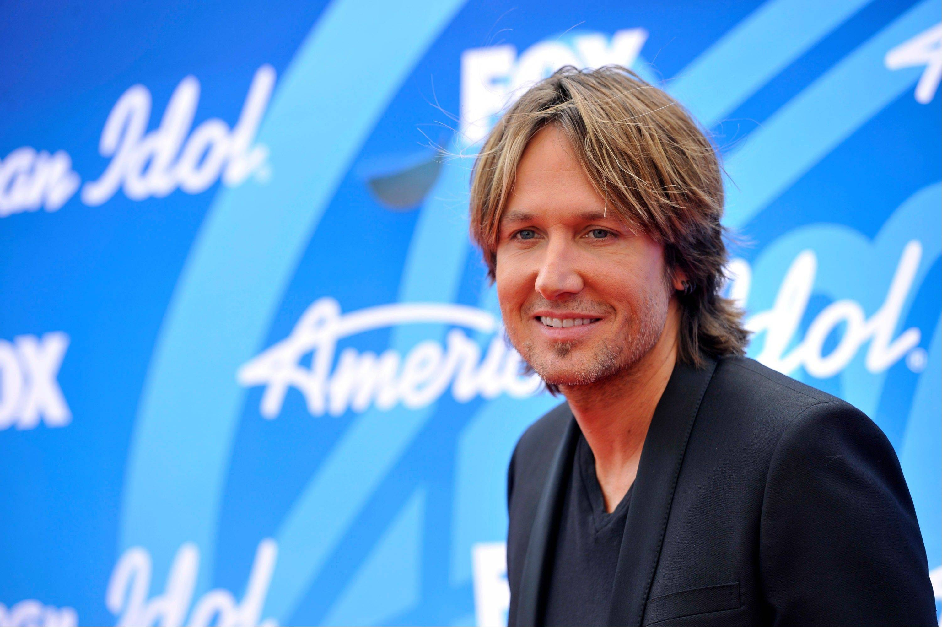 "Australian country music star Keith Urban has set a release date of Sept. 10 for his new album, ""Fuse."""