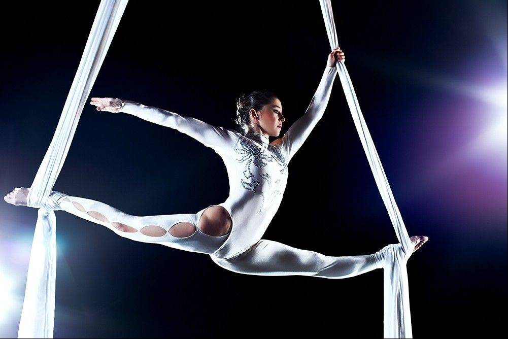"""Cirque Sephira,"" billed as the ""World's First Spiritual Cirque,"" is one of the attractions of the Whole Life Expo, which comes to the Renaissance Schaumburg Hotel and Convention Center in Schaumburg this weekend."