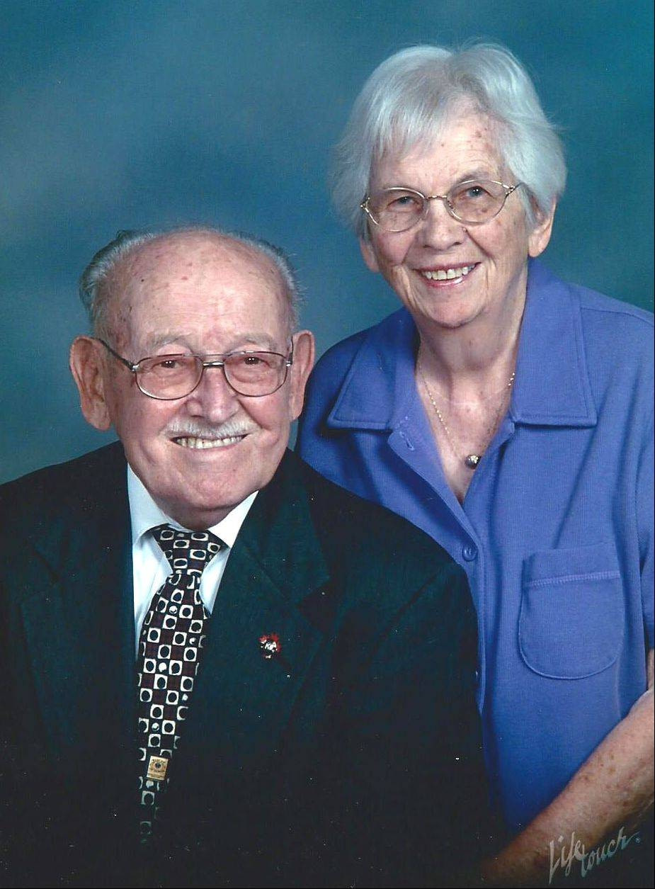 "James ""Jim"" E. Renz, pictured here with his wife Lois Ruth, died May 19 in Mt. Morris, Ill. The former Elgin resident established in 1961 what later was renamed Renz Addiction Counseling Center in Elgin."
