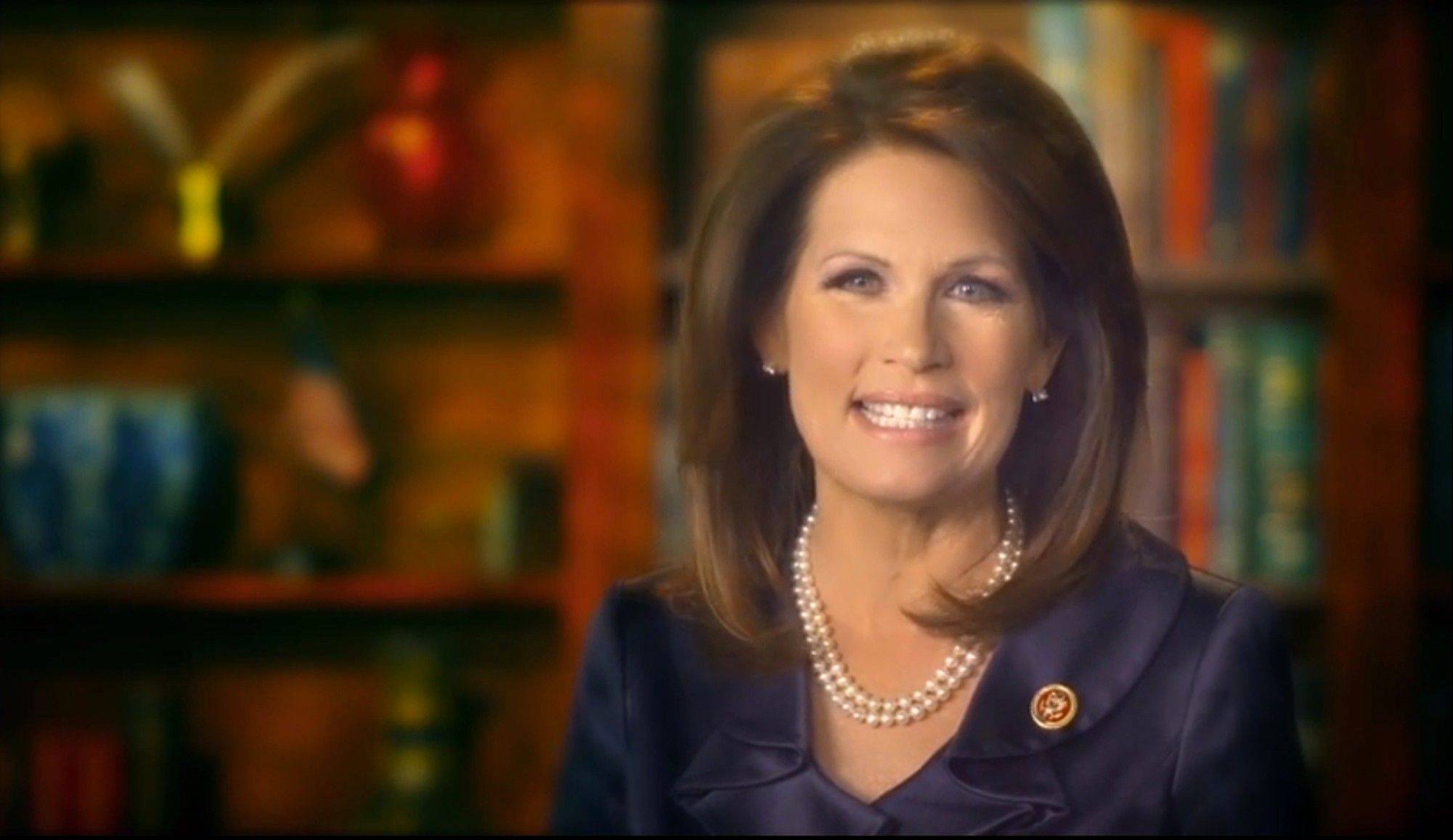 In a video on her website, Rep. Michele Bachmann said Wednesday she will not seek re-election, explaining the decision had nothing to do with concerns about being re-elected or with recent inquiries into her 2012 presidential campaign finances.