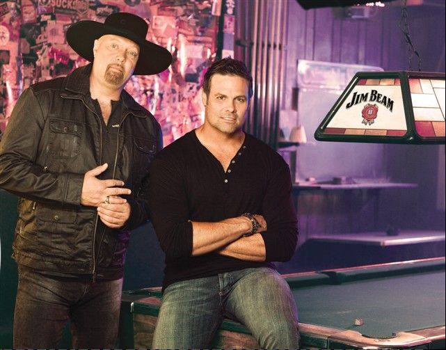 Country duo Montgomery Gentry is set to headline Chicago's Congress Theater on Friday, May 31.