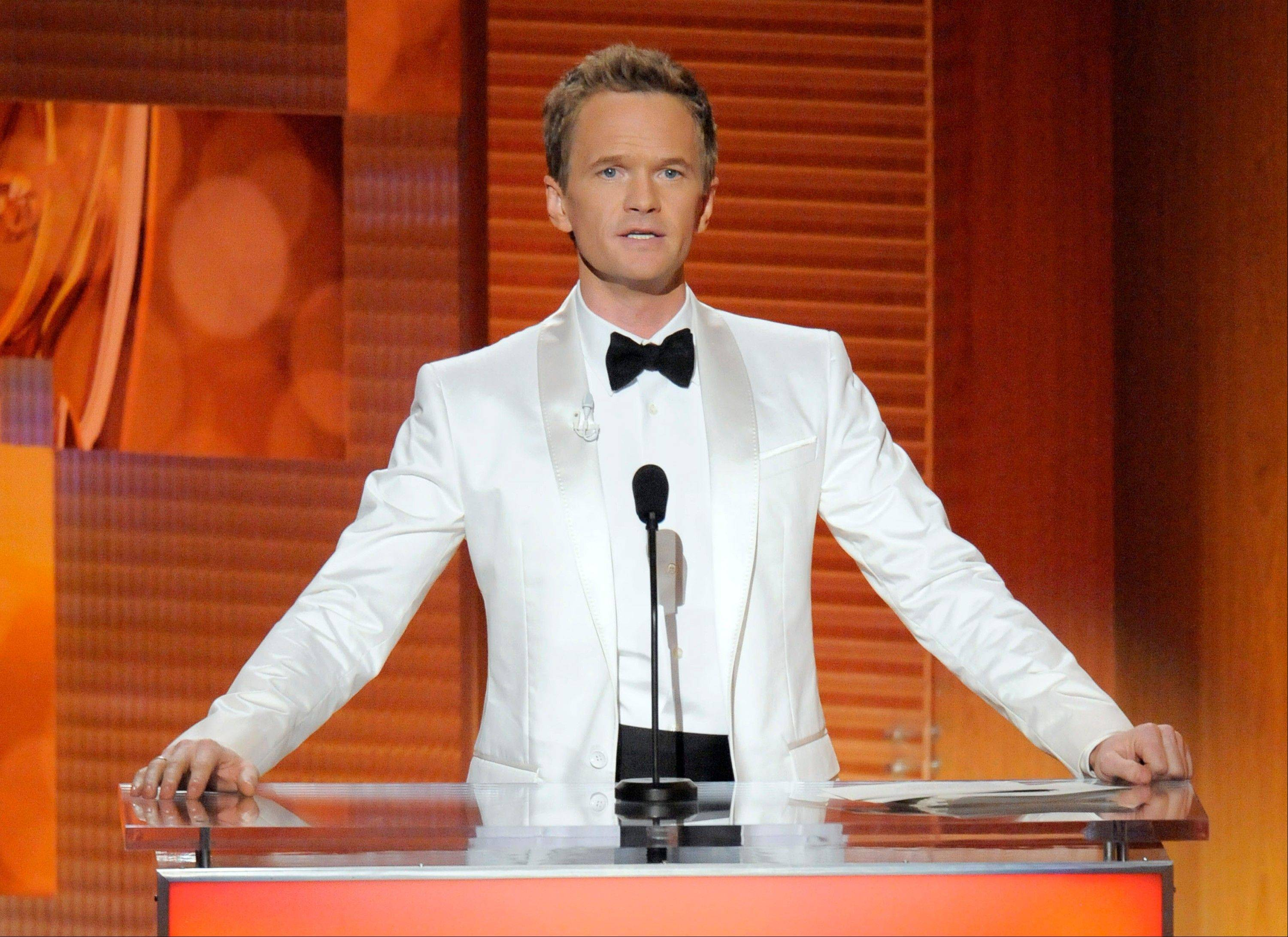 Neil Patrick Harris will be back to host the Emmys on Sept. 22.
