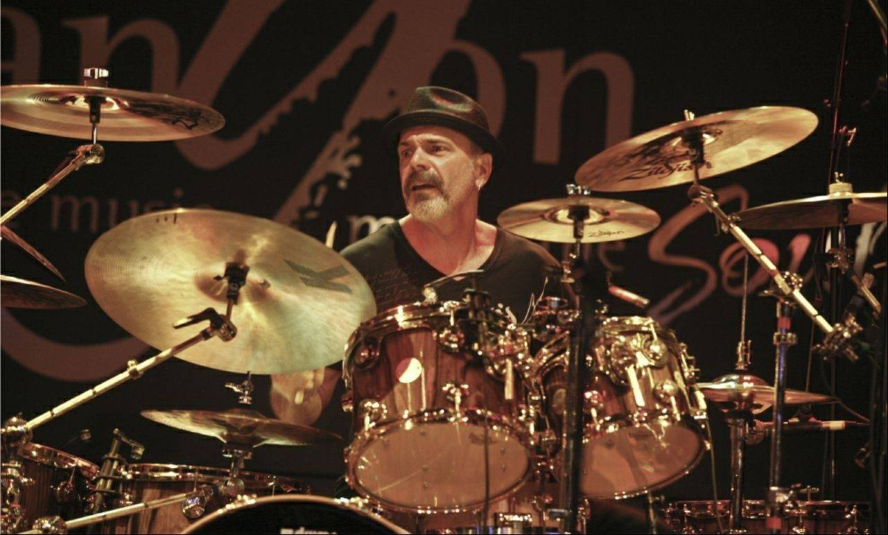 Danny Seraphine and his new band, California Transit Authority, will perform in St. Charles on Friday. Seraphine is the co-founder and former drummer of the classic-rock band Chicago.
