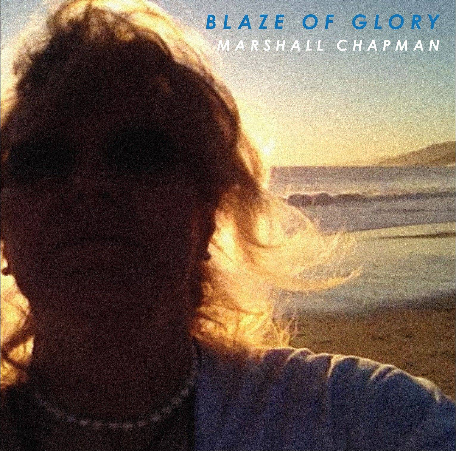 """Blaze of Glory"" by Marshall Chapman"