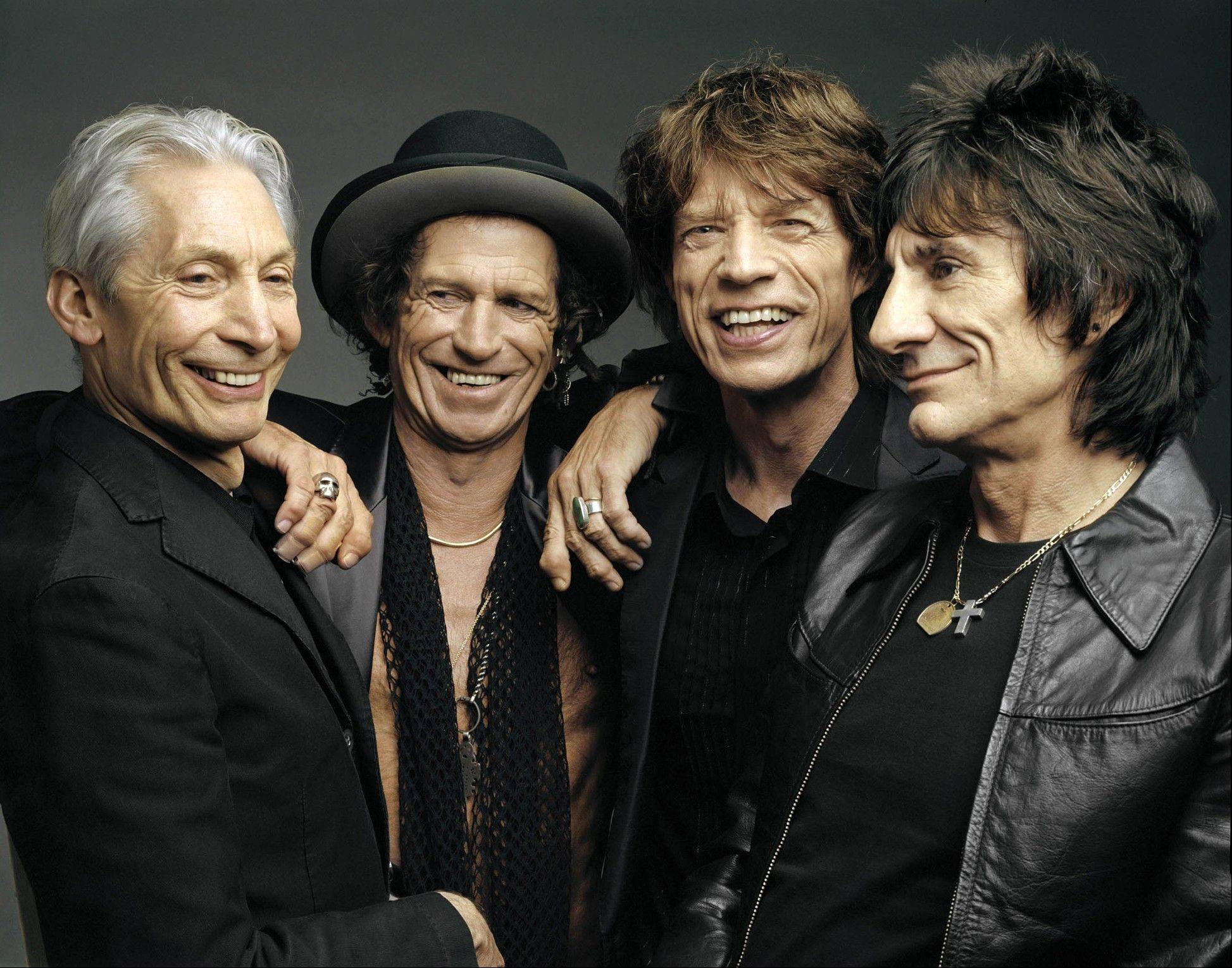 The Rolling Stones get things rolling at the United Center in Chicago this weekend.