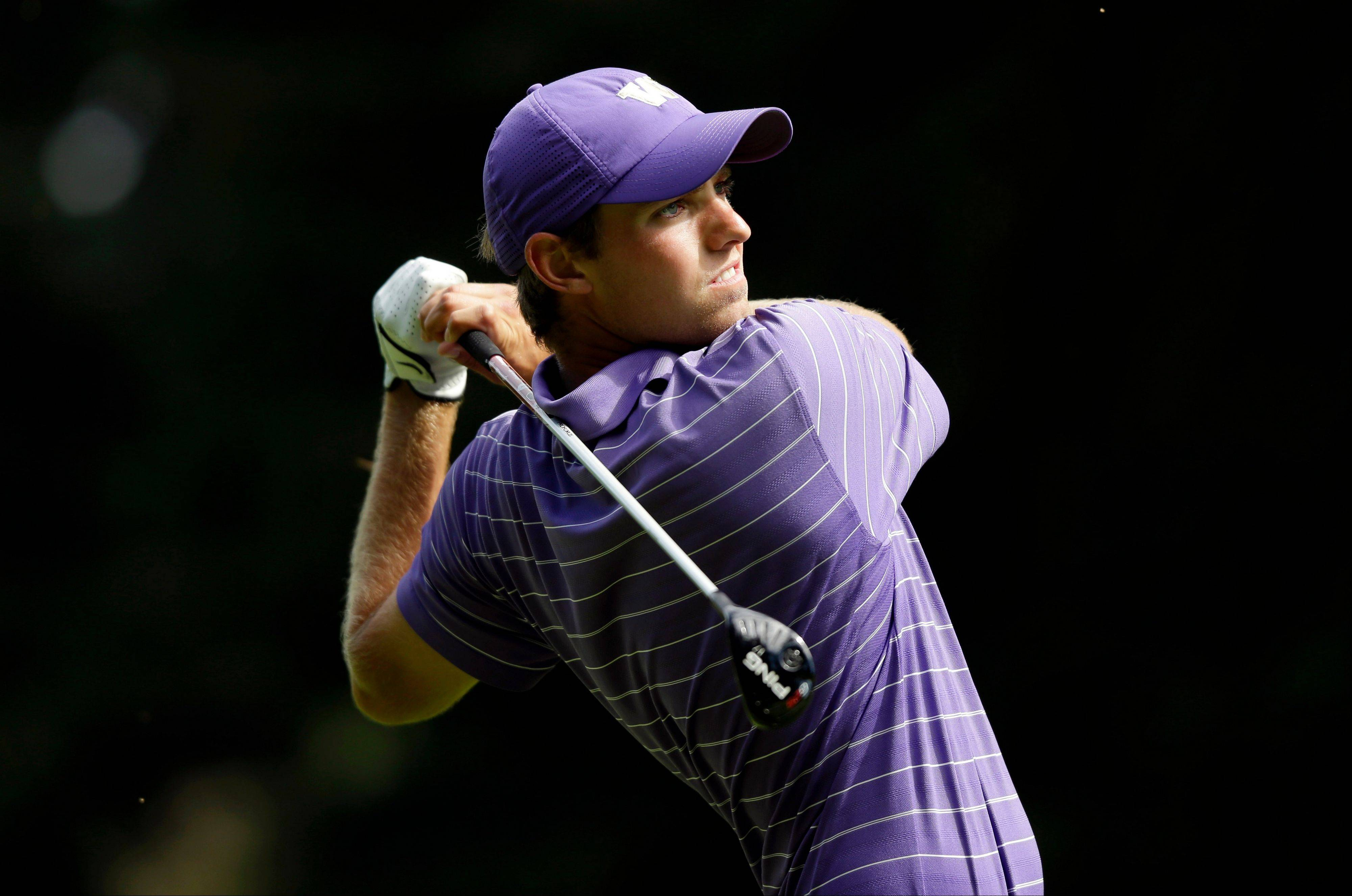 University of Washington golfer Chris Williams is currently ranked as the world's No. 1 amateur golfer. He'll be taking part in the NCAA championships in Atlanta, as will Mike Small's Illini golf team.