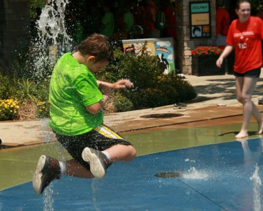 Local Businesses Provide Fun For Kids With Cancer