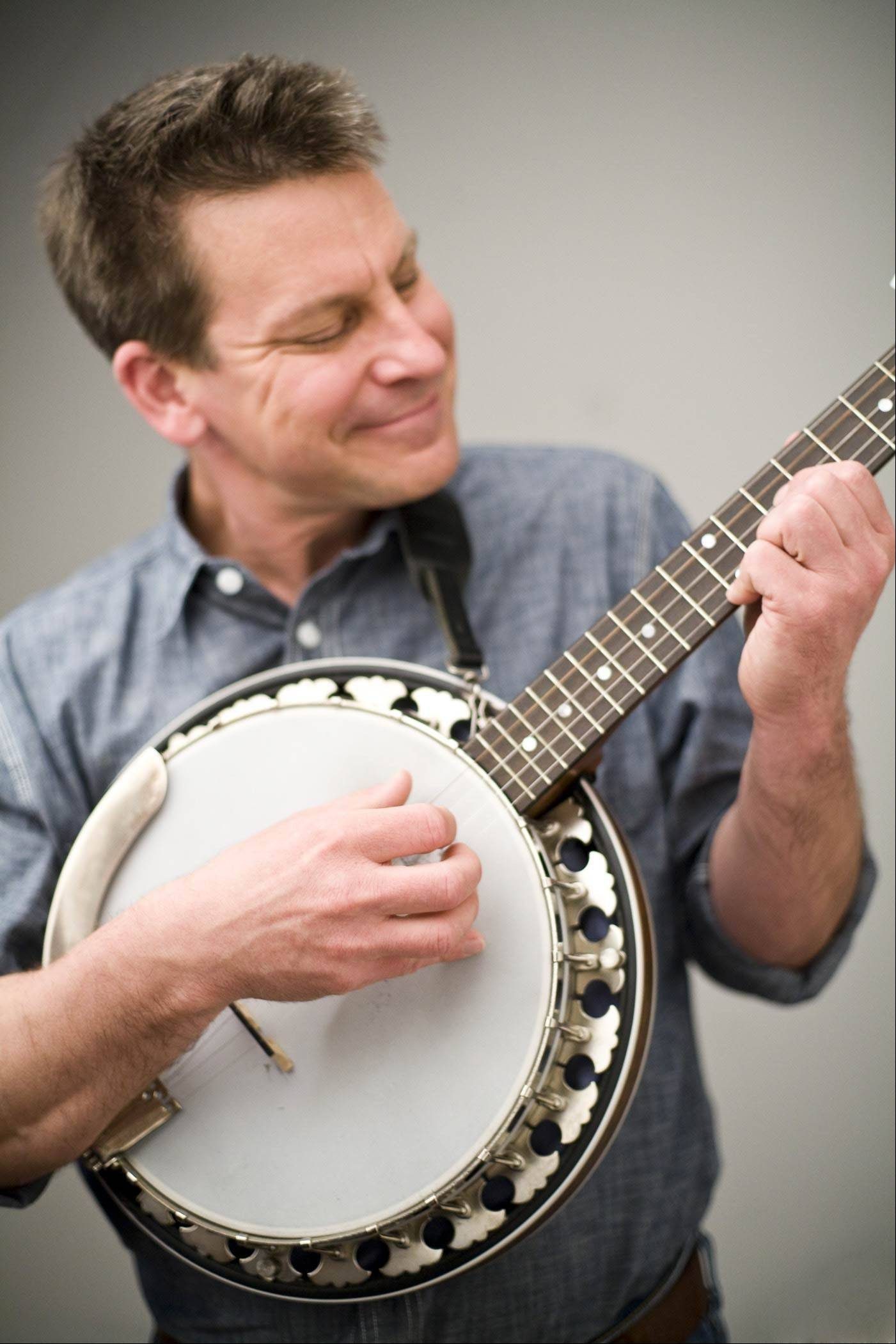 Award-winning musician Jim Gill will perform at the grand opening celebration of the Creek Bend Nature Center.
