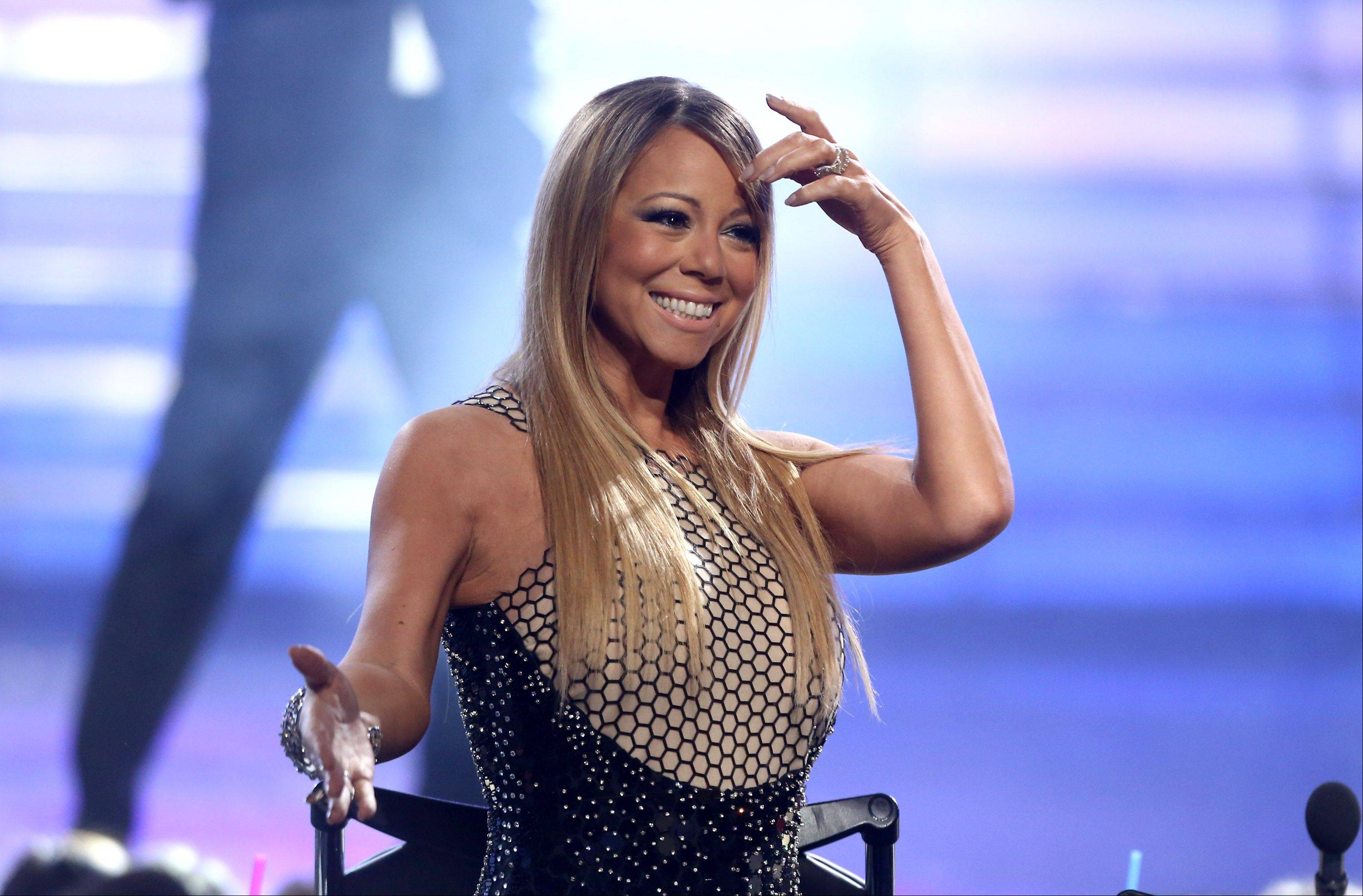 "Mariah Carey said she isn't retuning to ""American Idol"" so she can focus on her upcoming world tour."