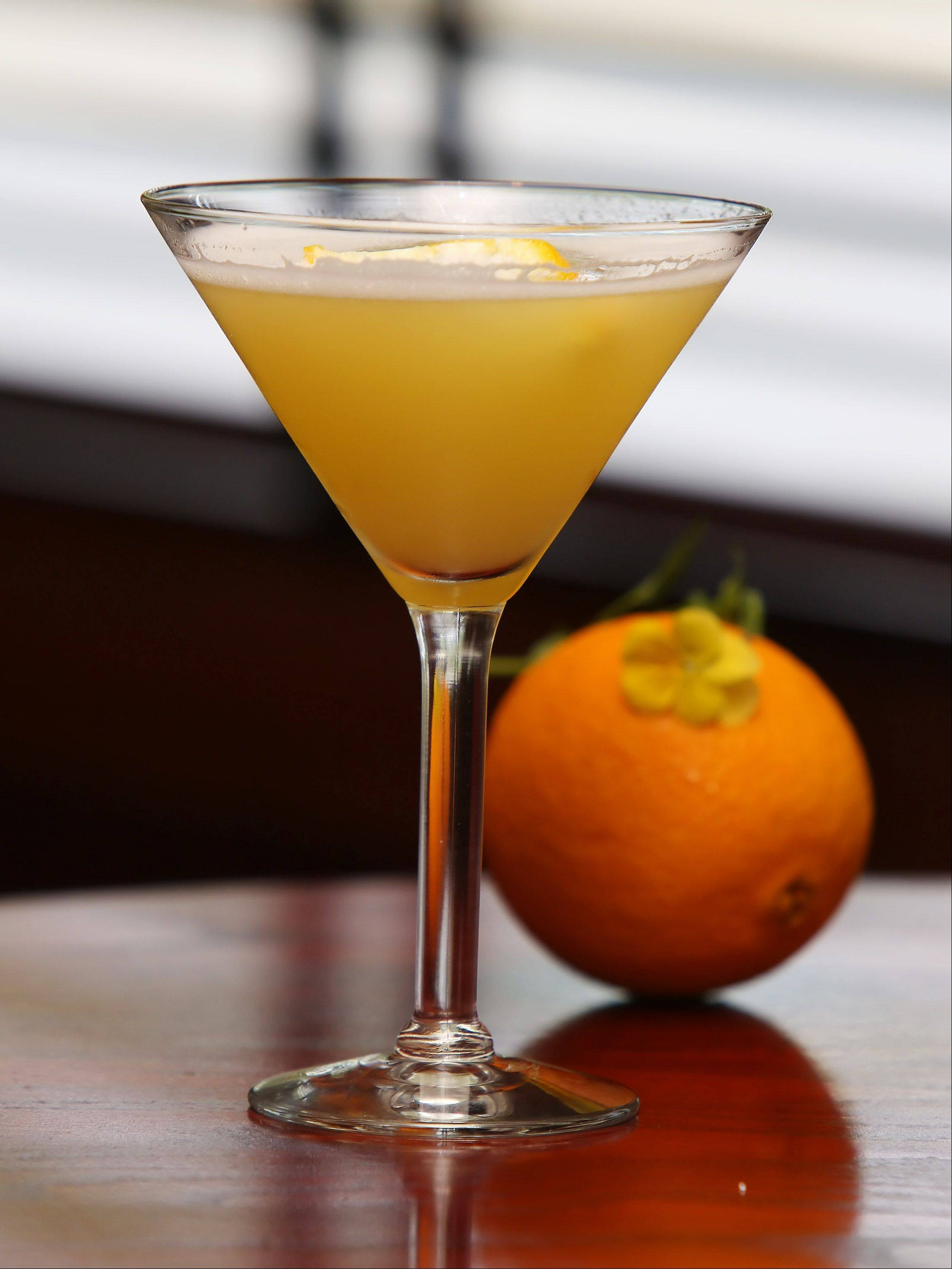 The Knockout is the signature drink at Sullivan's Steakhouse in Lincolnshire.
