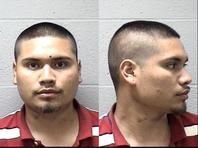 Alfredo Patino Jr. of Elgin