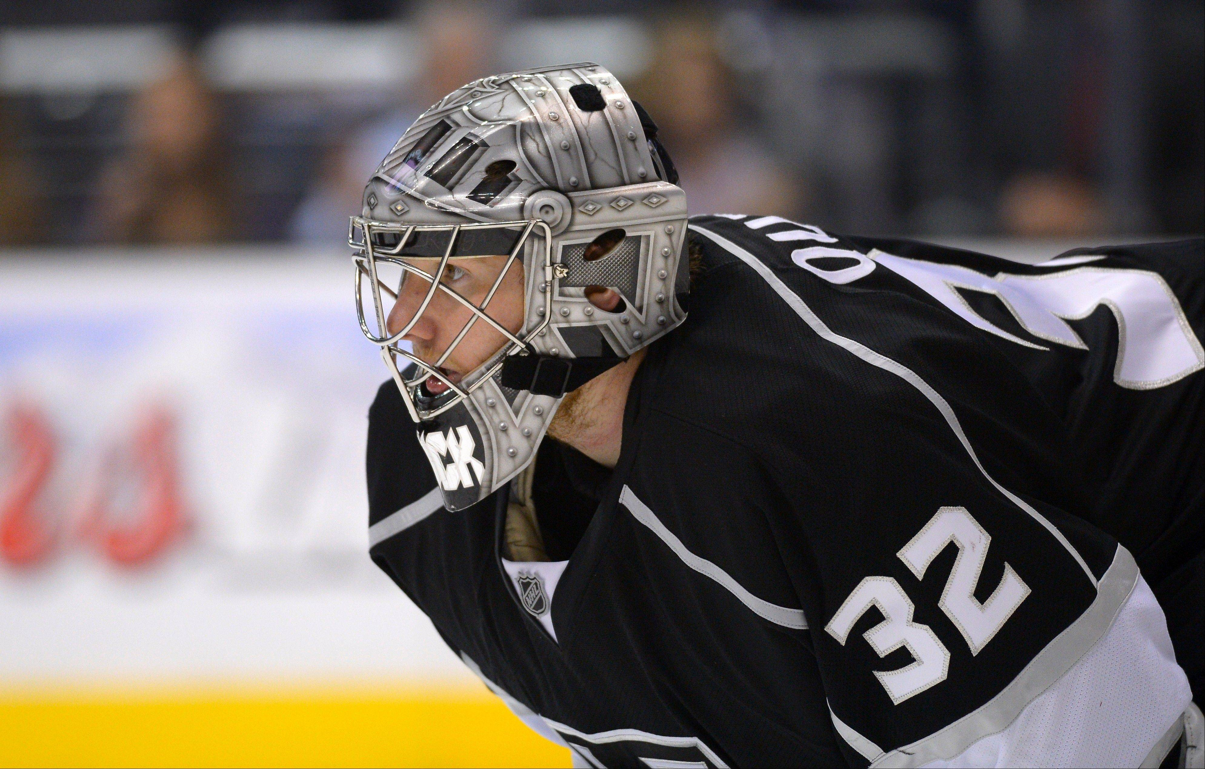 Los Angeles Kings goalie Jonathan Quick is the leading stopper in the playoffs and the only one with a Stanley Cup title.