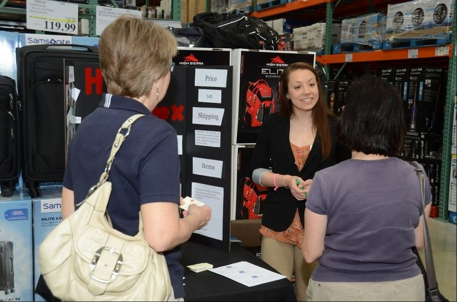 Costco Mount Prospect >> Mt Prospect Chamber Helps Youths Learn Entrepreneurship