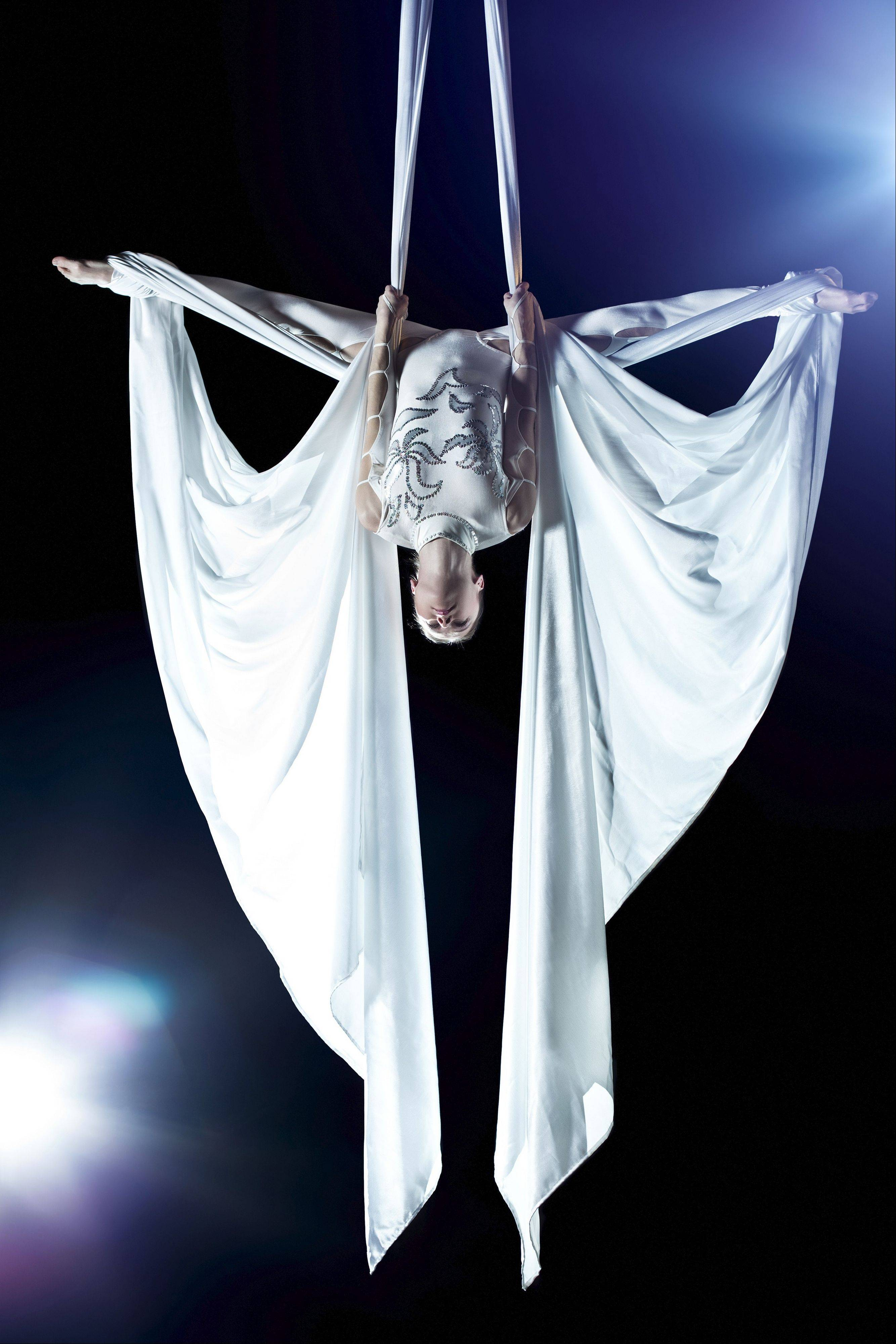 �Cirque Sephira,� billed as the �World�s First Spiritual Cirque,� is one of the attractions of the Whole Life Expo, which comes to the Renaissance Schaumburg Hotel and Convention Center in Schaumburg this weekend.