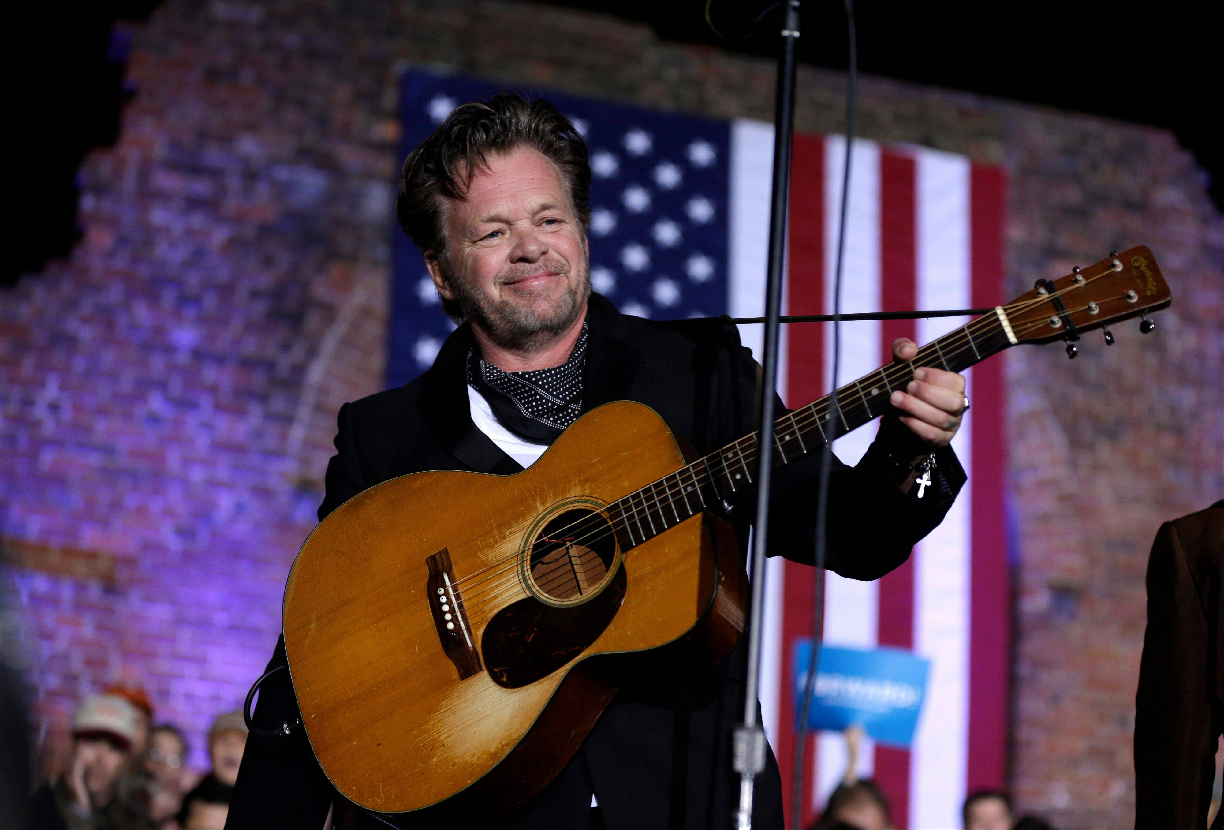 John Mellencamp is one of many singer-songwriters from the rock and pop world who are turning to the stage.