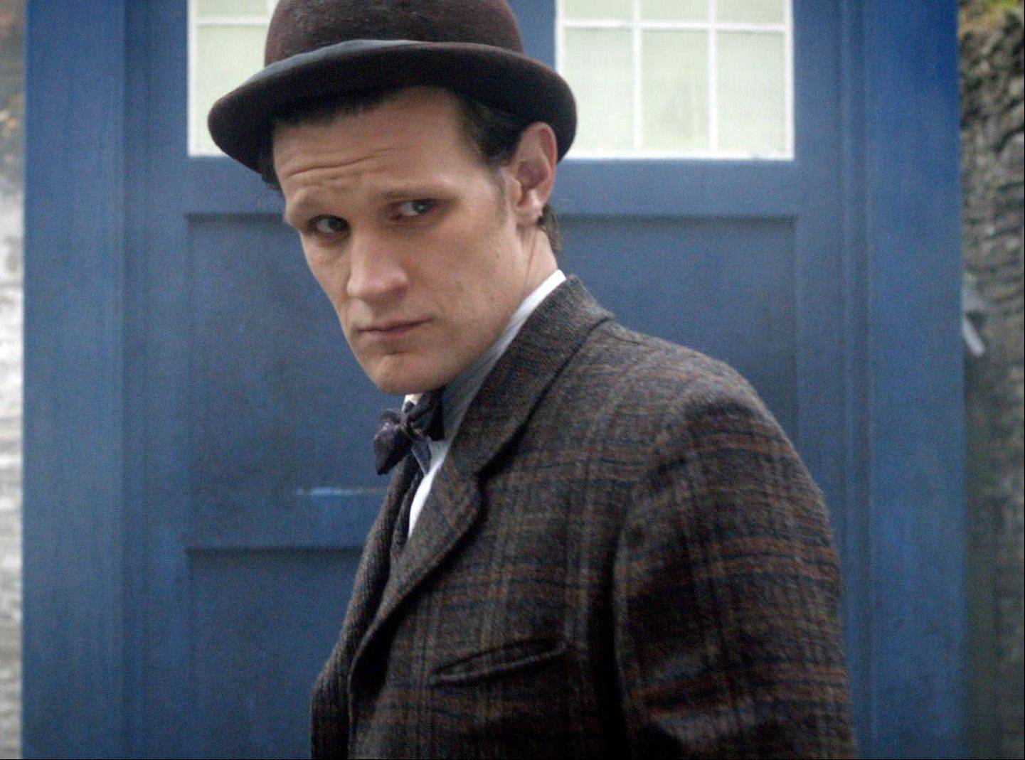 "With Matt Smith leaving ""Doctor Who,"" The TARDIS' helm is wide open to possibilities."