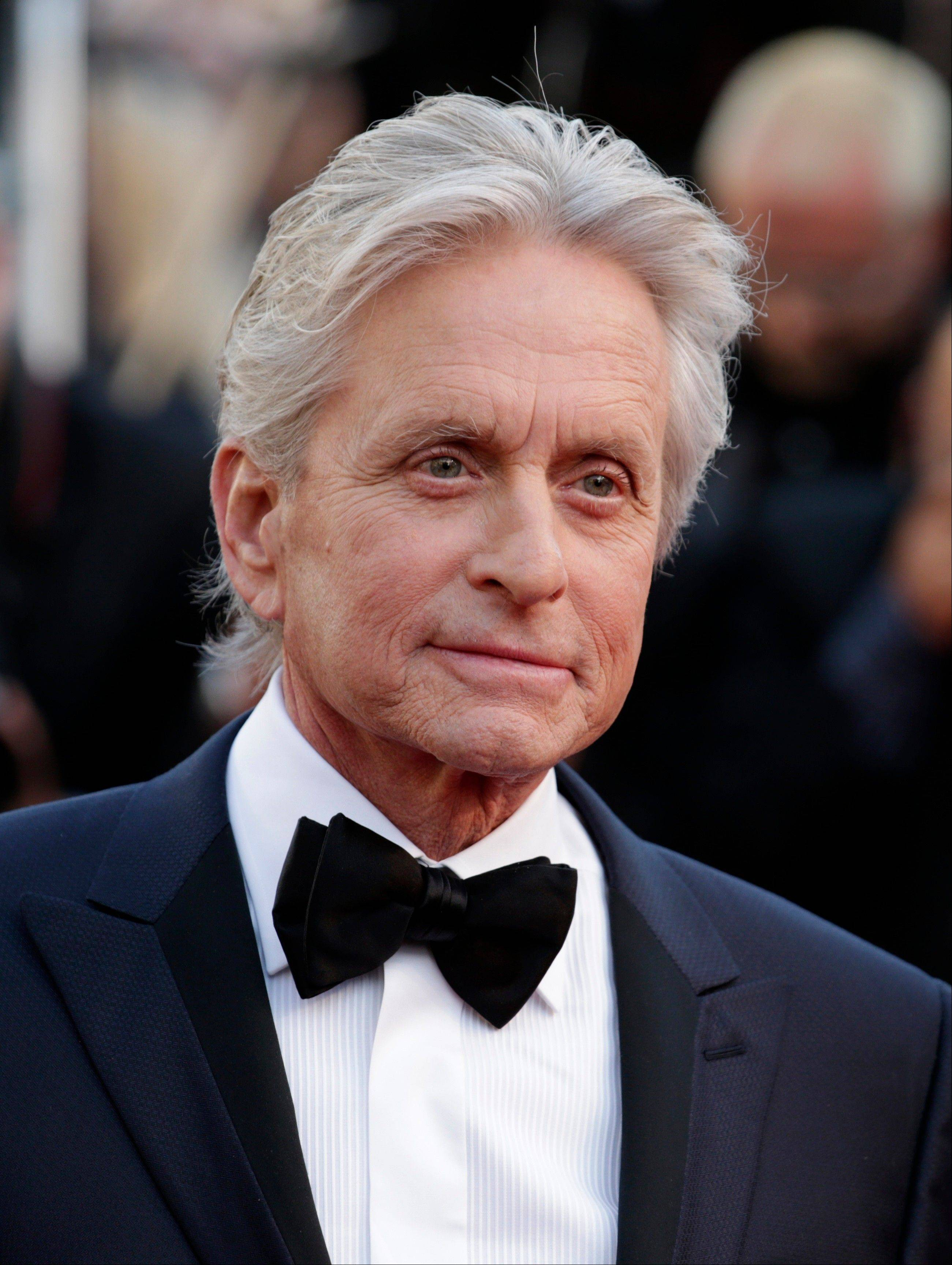 The Guardian newspaper published an interview Monday in which Michael Douglas blamed HPV for his cancer that was diagnosed in 2010. The newspaper also quoted doctors who were skeptical about his claim.