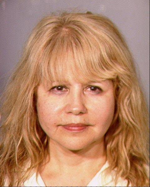 Singer-actress Pia Zadora, 61, has been arrested on suspicion of domestic battery and coercion after a disturbance at her Las Vegas home.