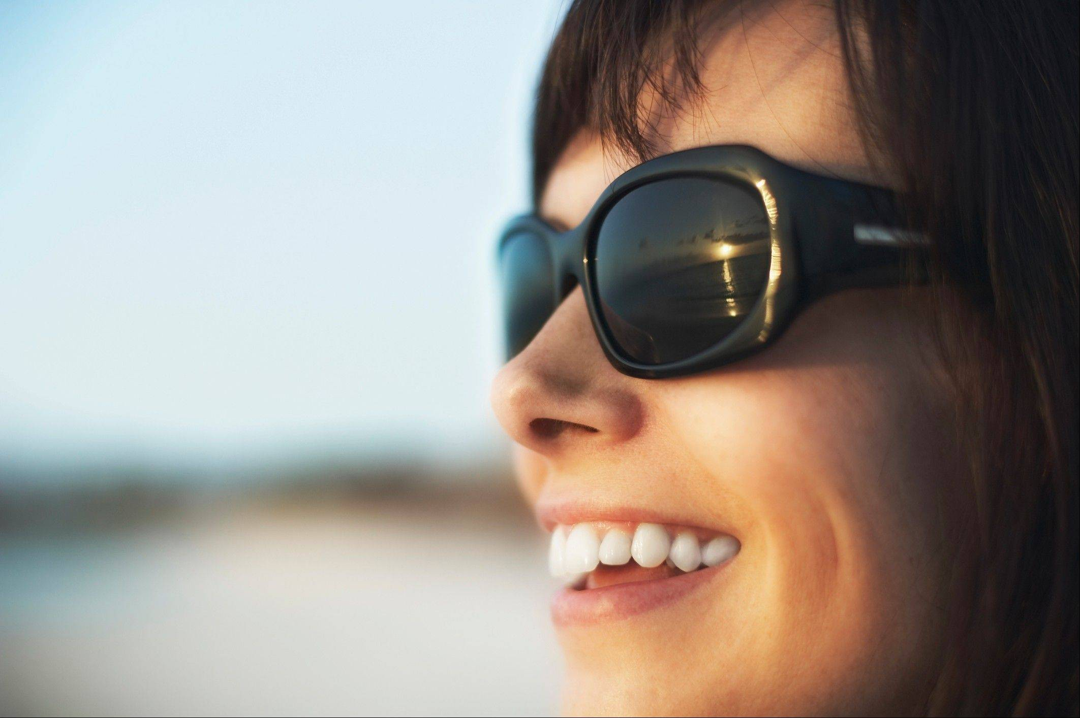 Choosing the right sunglasses can protect your eyes against serious sun damage.