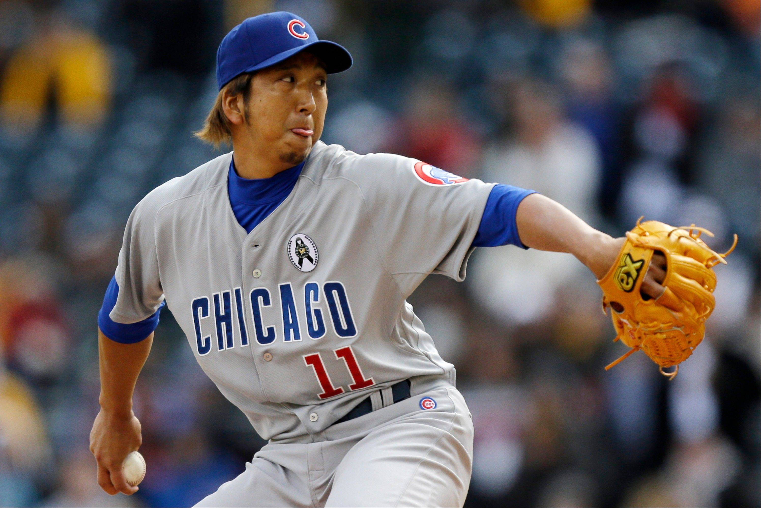 With only 12 appearances, the deal for Cubs relief pitcher Kyuji Fujikawa didn't turn out well for the Cubs front office this season. Fujikawa is awaiting Tommy John surgery and is done for the season.