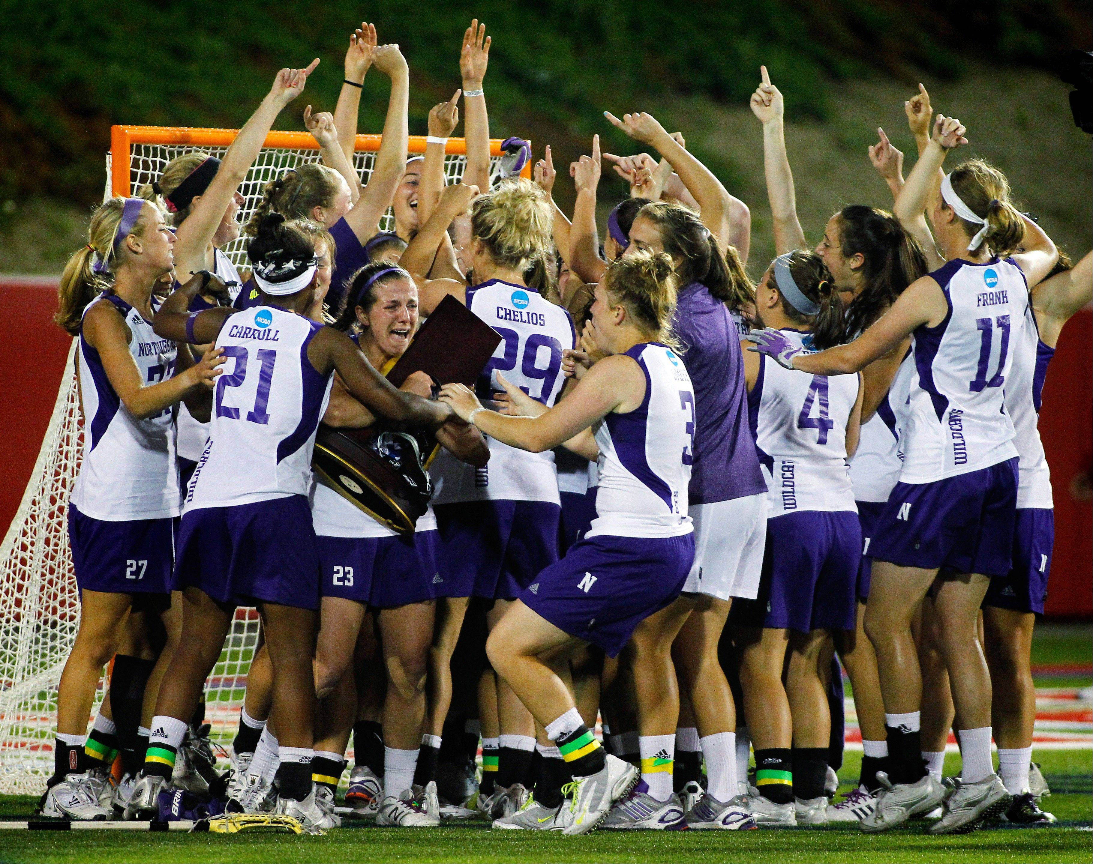The Big Ten has given conference status to lacrosse for the 2014 men's and women's seasons. Northwestern, which has won seven national titles in women's lacrosse, will welcome Maryland and Rutgers to the conference in 2014, and Michigan will be adding lacrosse for men's and women's play. On the men's side, Johns University also will be included as a conference member in lacrosse only.