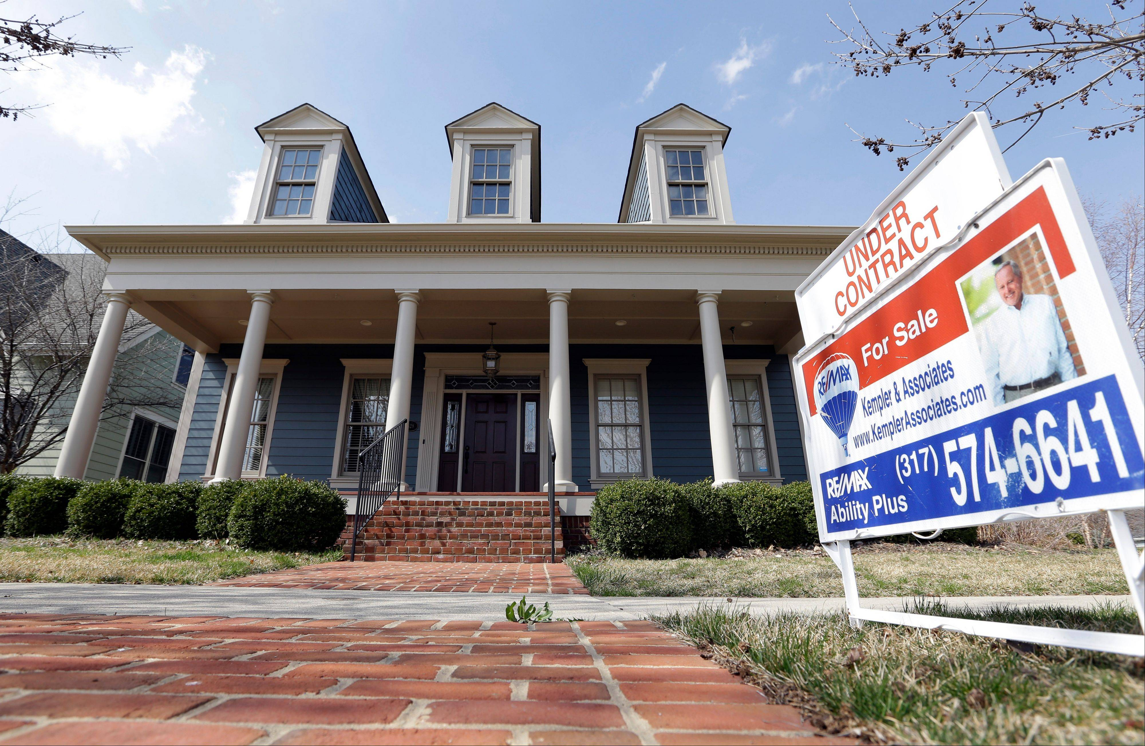 U.S. home prices soared 12.1 percent in April from a year earlier, the biggest gain since February 2006, as more buyers competed for fewer homes.