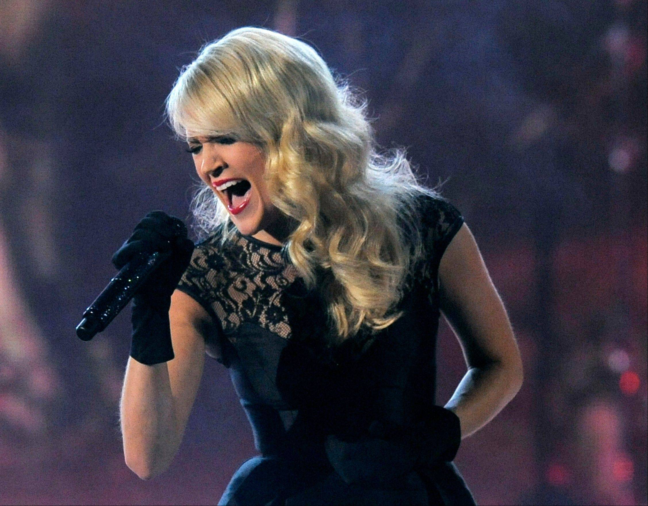 Carrie Underwood will pay tribute to the victims of the recent deadly tornadoes in Oklahoma in her appearance on the CMT Music Awards on Wednesday, June 5. Underwood will perform her new single �See You Again,� recasting it as a somber memorial with the aid of two dozen choir members from Nashville�s Christ Church.